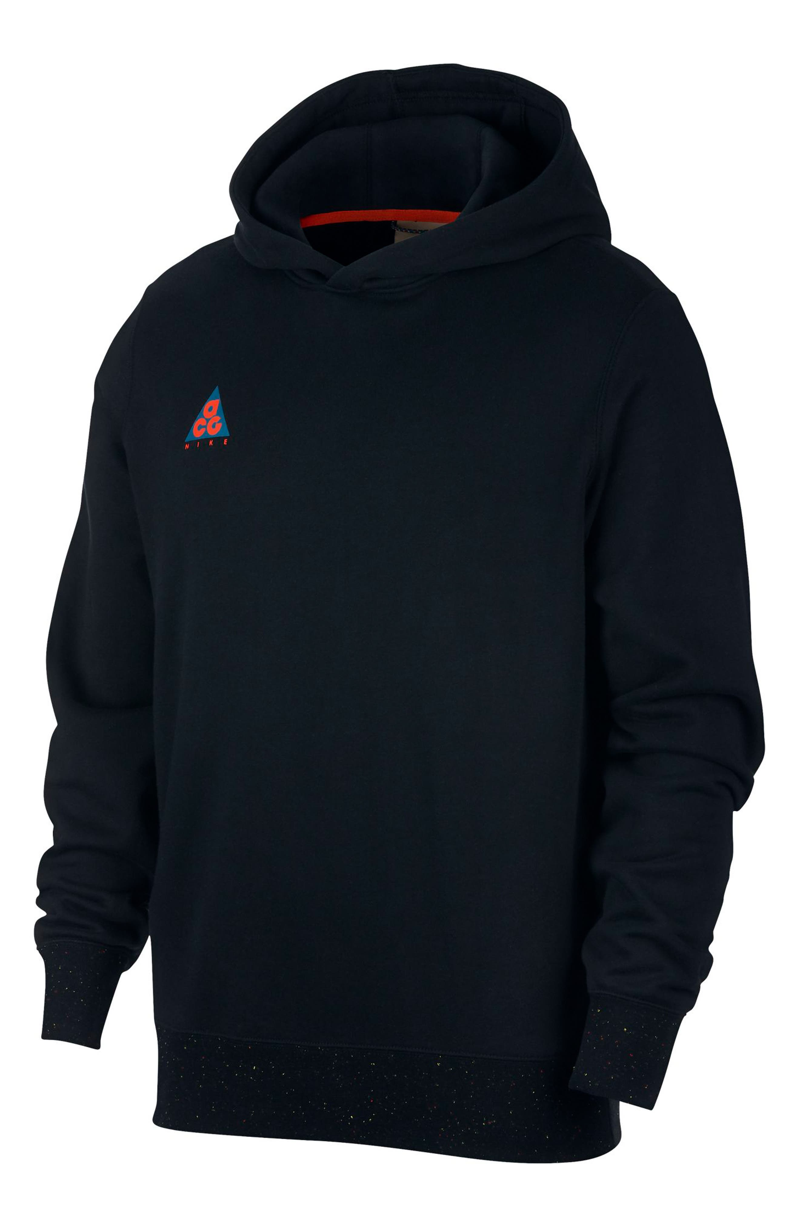 Sportswear ACG Pullover Hoodie,                             Alternate thumbnail 3, color,                             010