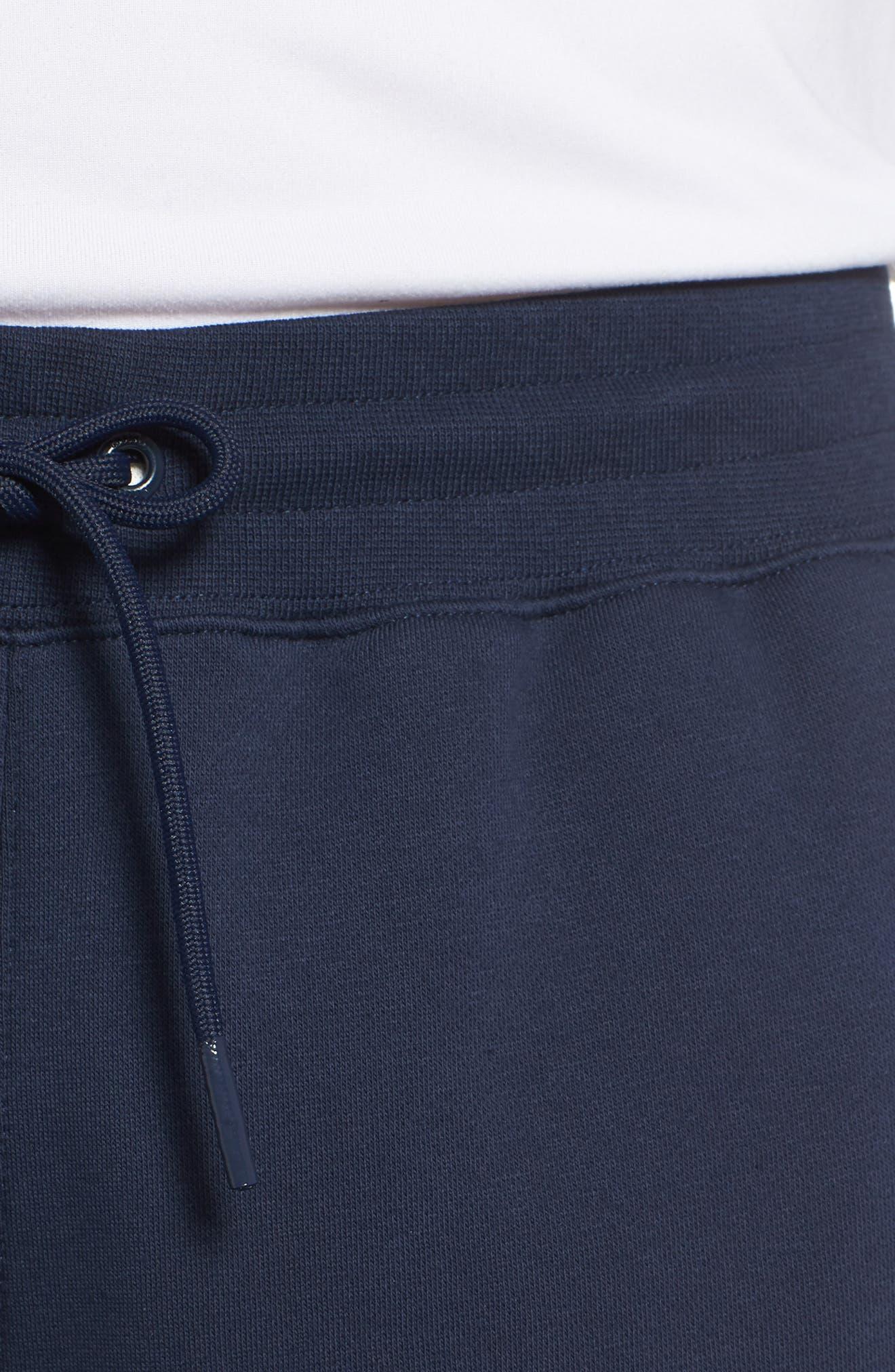 Sportswear Air Fleece Shorts,                             Alternate thumbnail 4, color,                             452