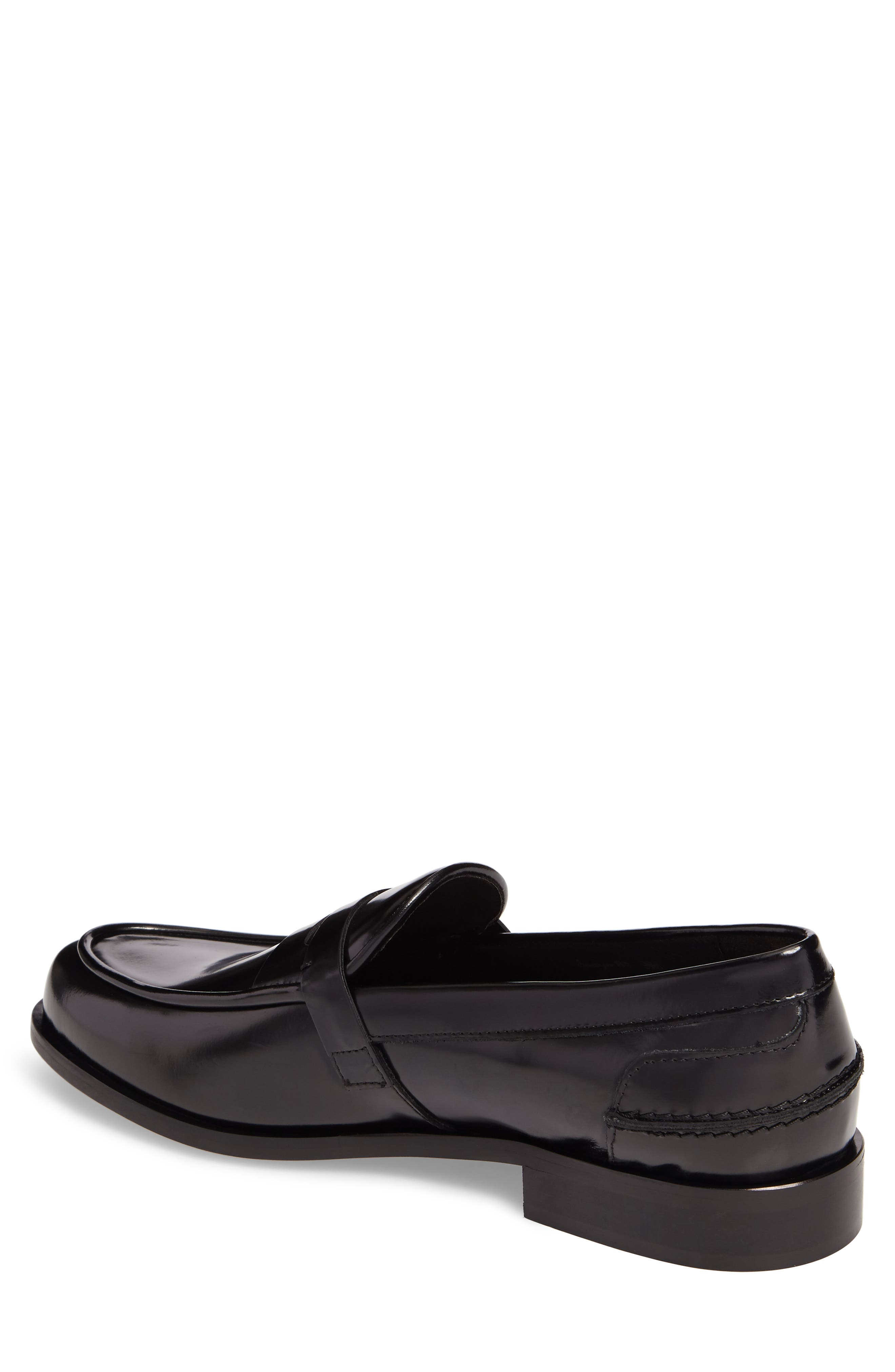 Donald J Pliner Sawyer Penny Loafer,                             Alternate thumbnail 3, color,