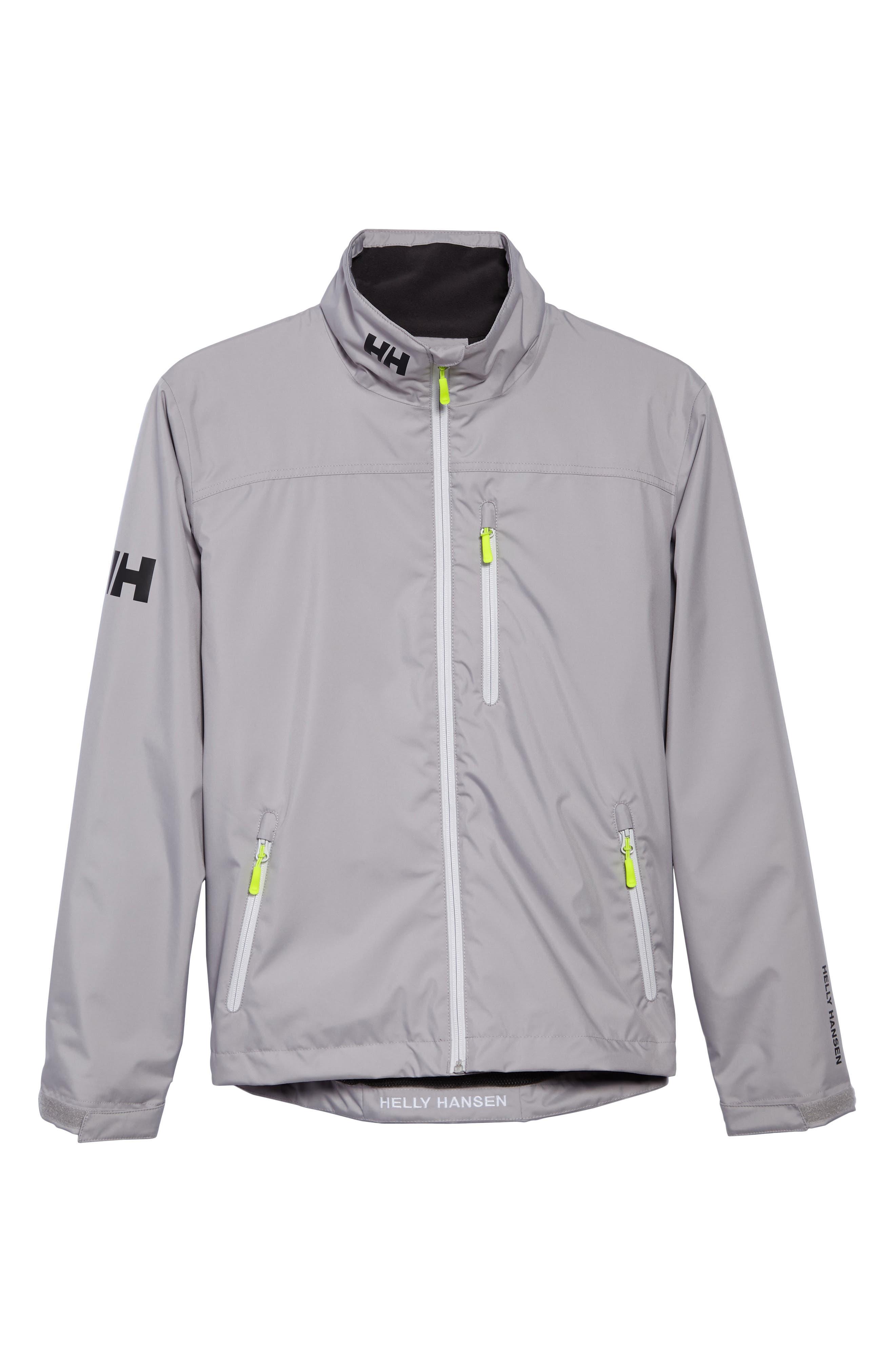 'Crew' Waterproof & Windproof Jacket,                             Alternate thumbnail 5, color,                             024