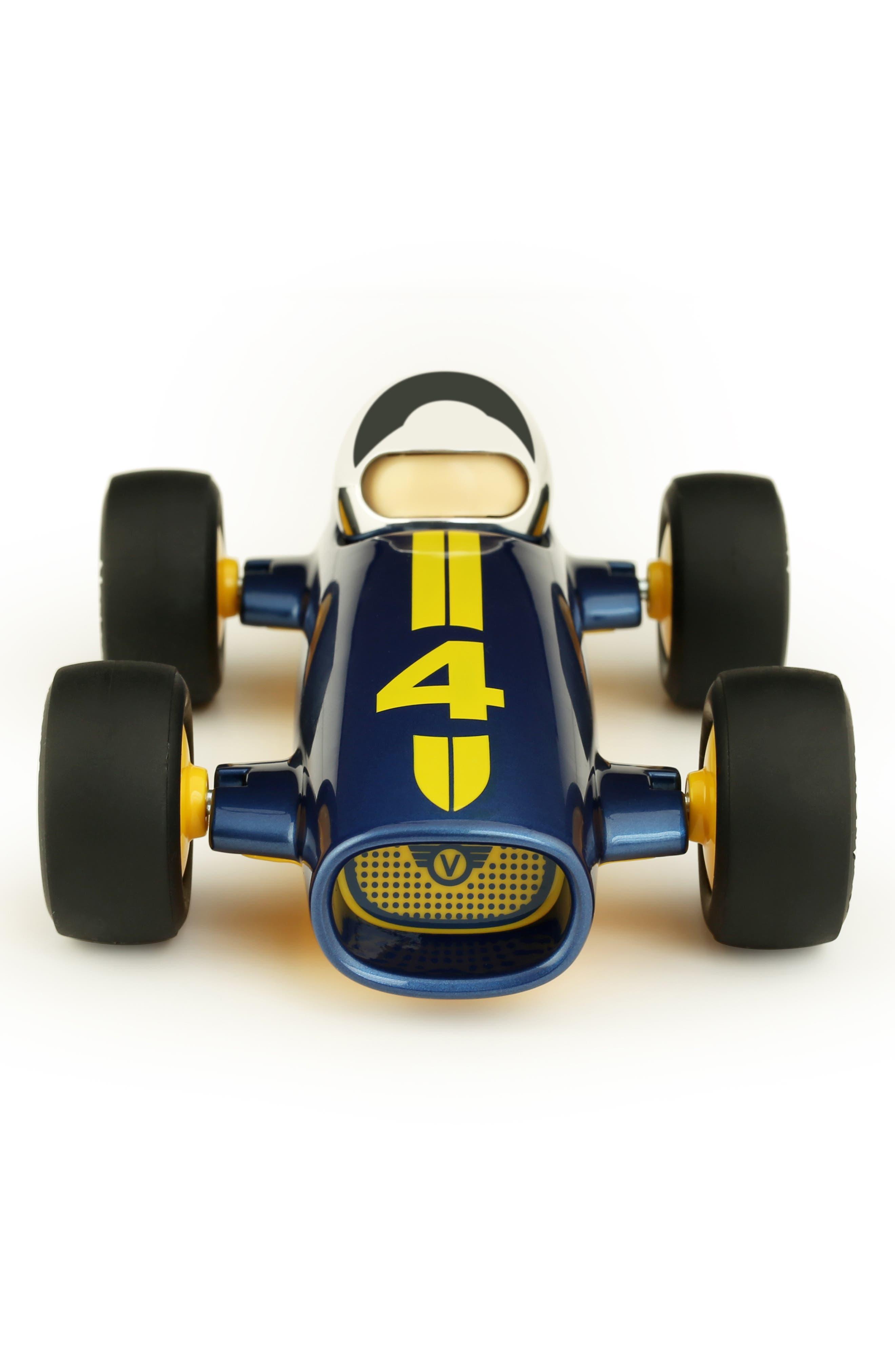 Malibu Toy Car,                             Main thumbnail 1, color,                             BLUE
