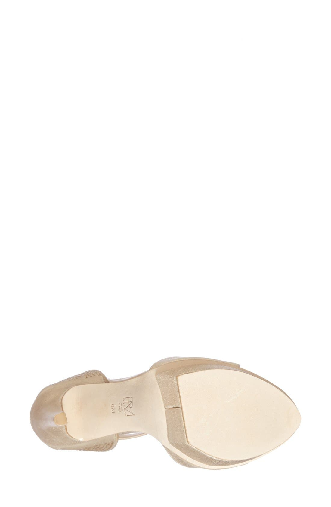 'Fenton' Ankle Strap Sandal,                             Alternate thumbnail 21, color,
