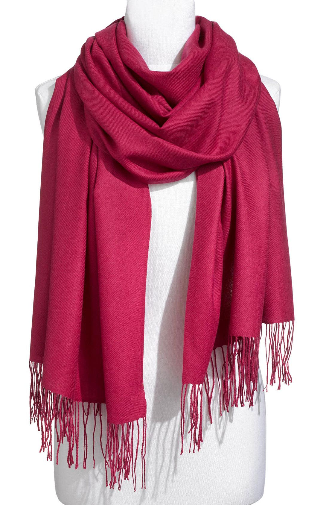 Tissue Weight Wool & Cashmere Wrap,                             Main thumbnail 136, color,