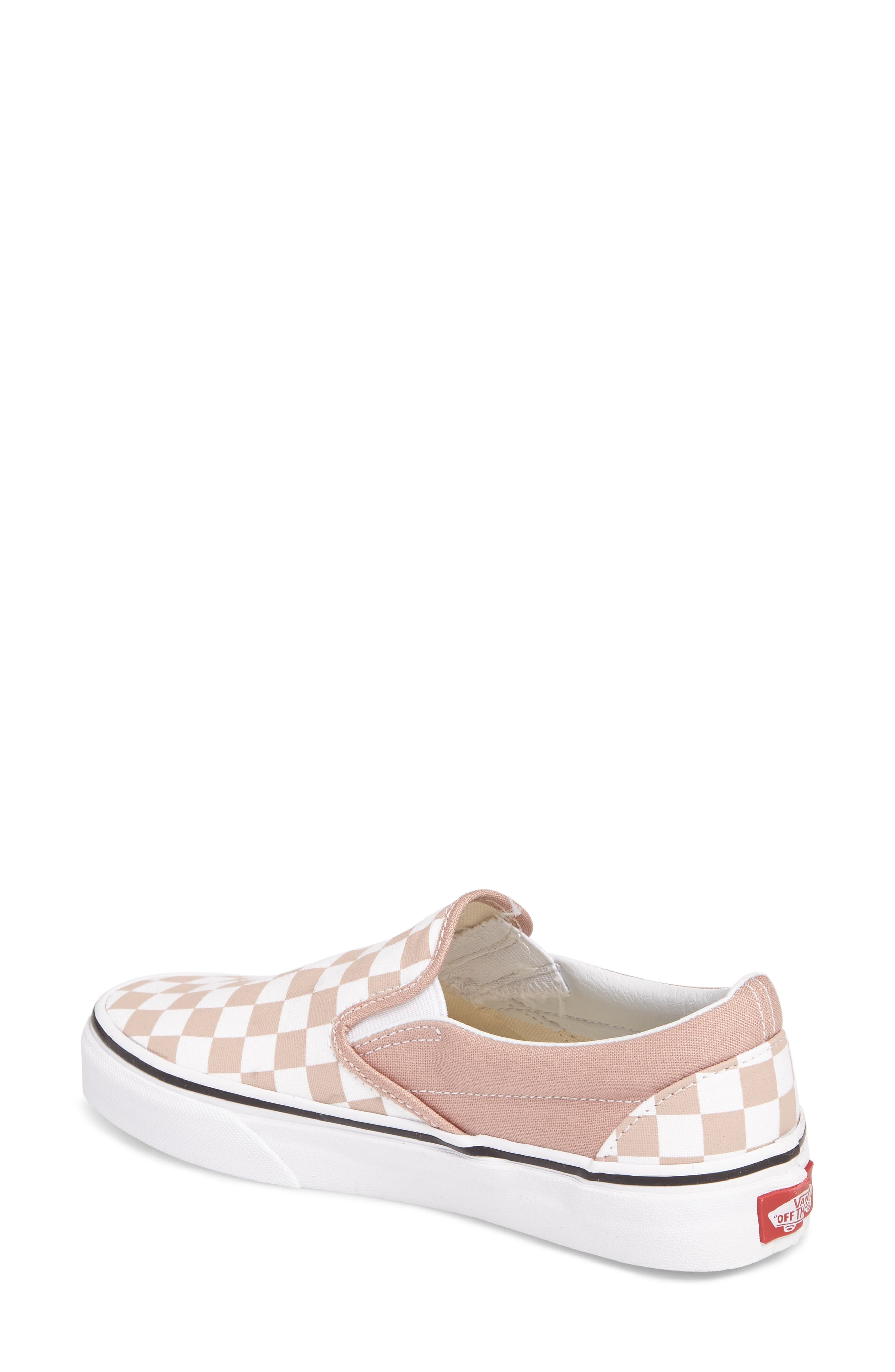 Classic Slip-On Sneaker,                             Alternate thumbnail 124, color,