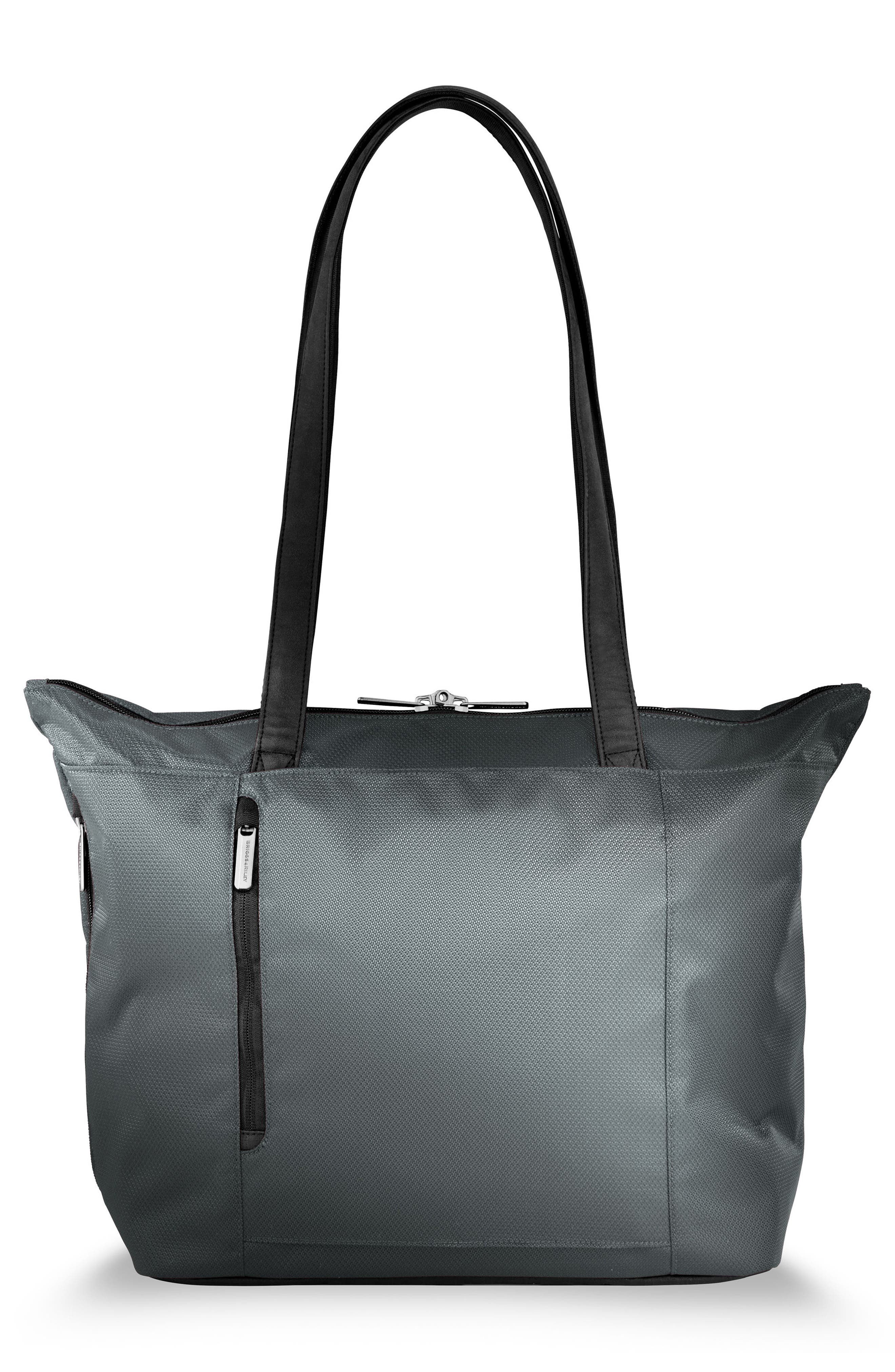 BRIGGS & RILEY,                             Transcend 400 Tote Bag,                             Alternate thumbnail 2, color,                             SLATE GREY