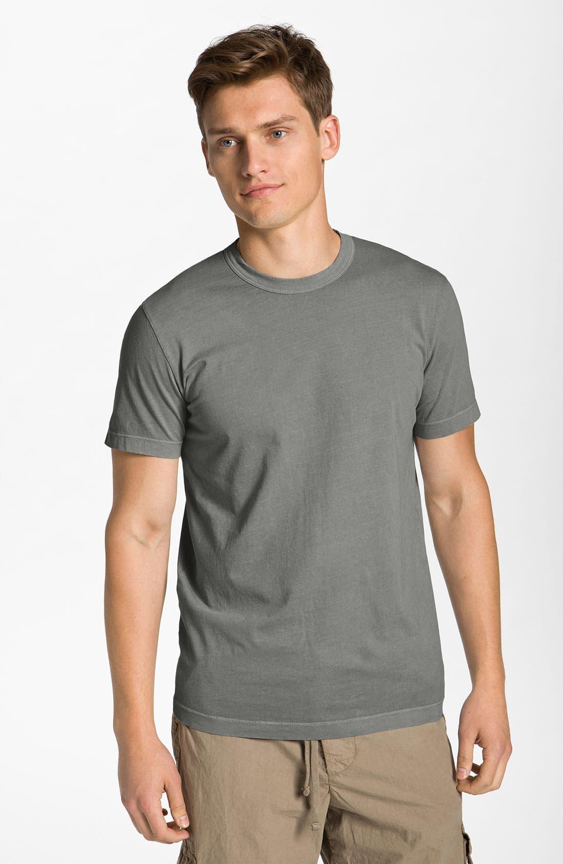 Crewneck Jersey T-Shirt,                             Main thumbnail 35, color,