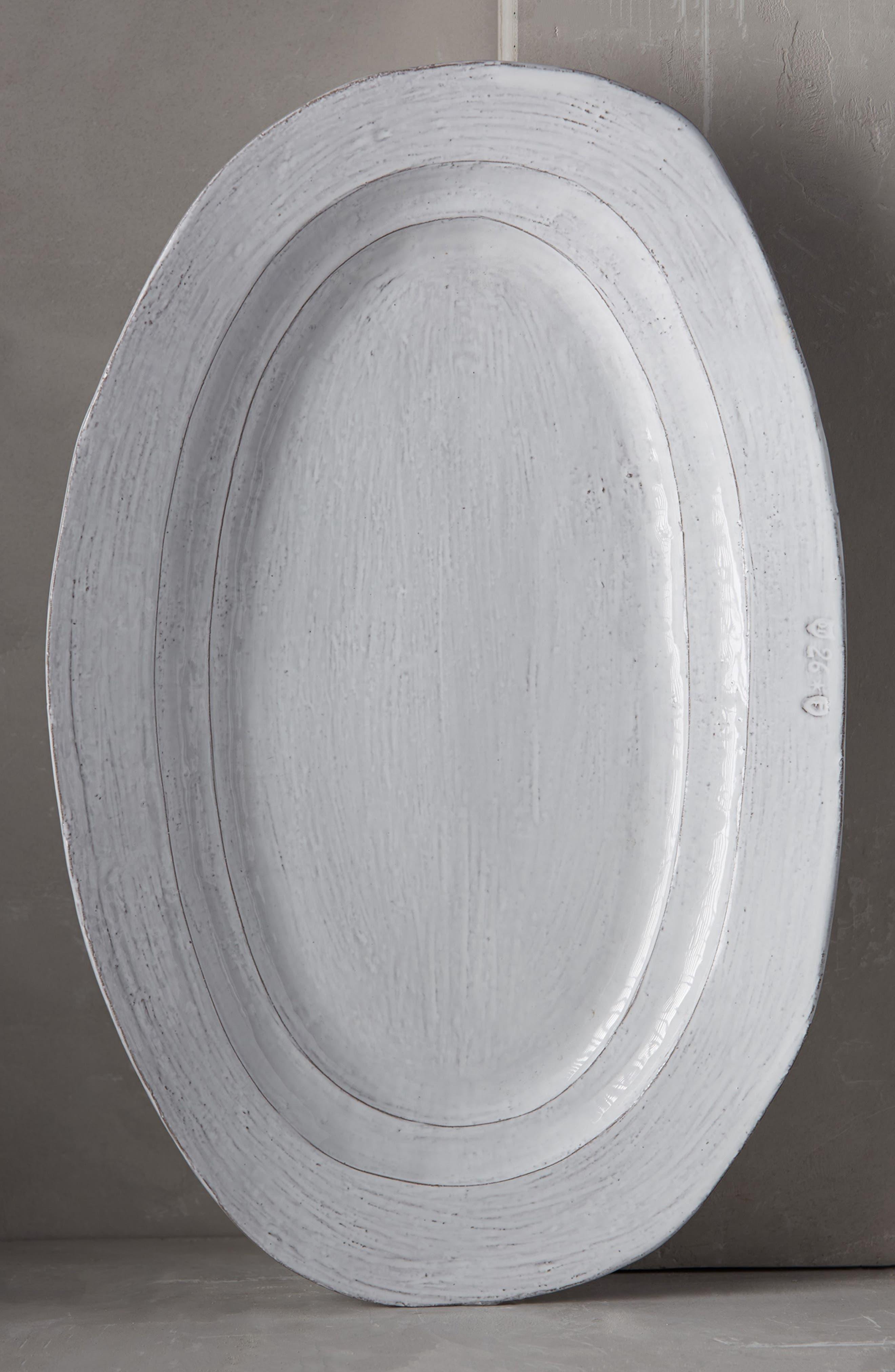 Glenna Platter,                             Main thumbnail 1, color,                             WHITE
