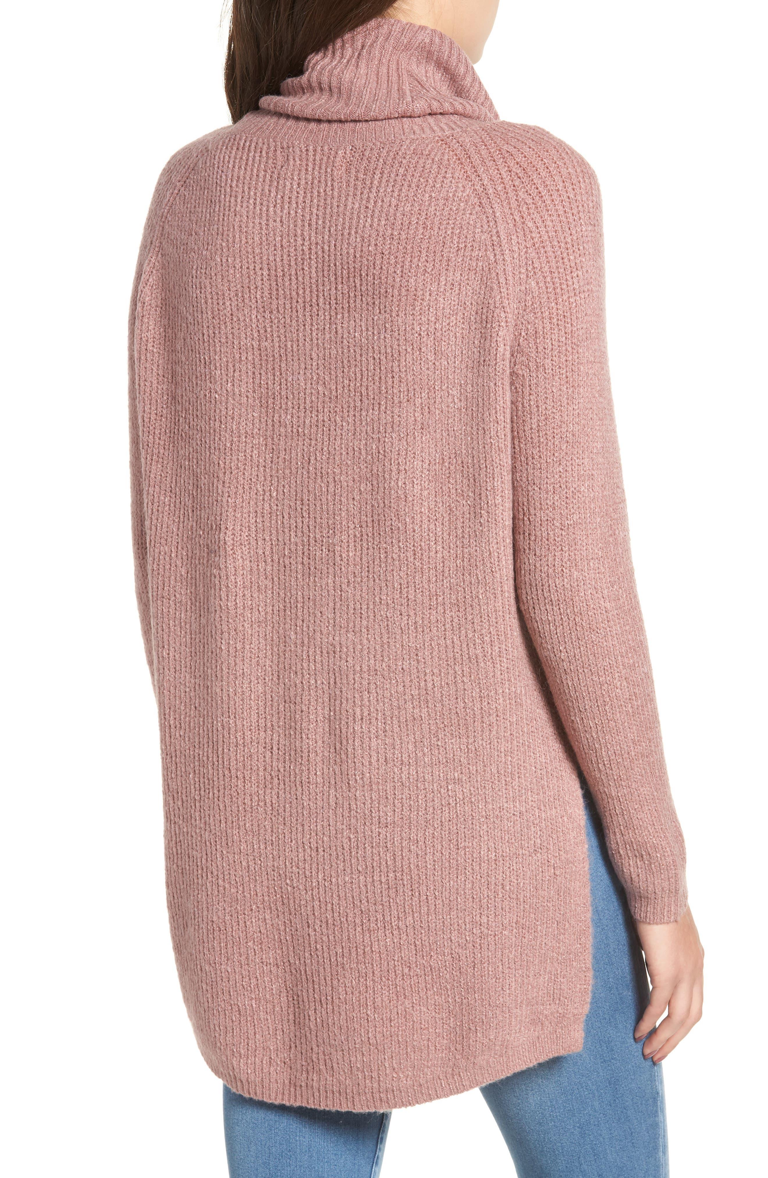 Cowl Neck Sweater,                             Alternate thumbnail 2, color,                             500