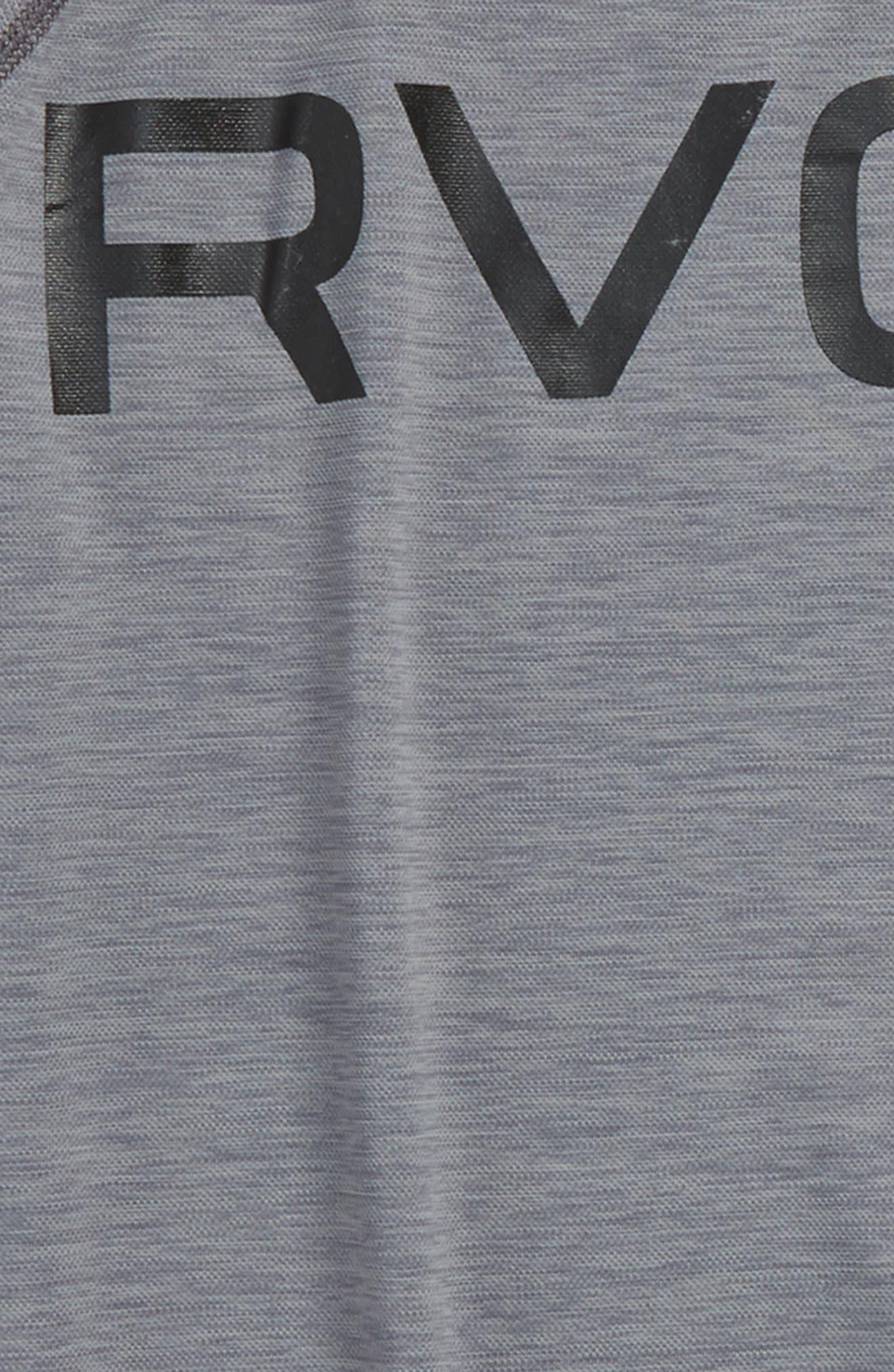 Micro Mesh Graphic T-Shirt,                             Alternate thumbnail 2, color,