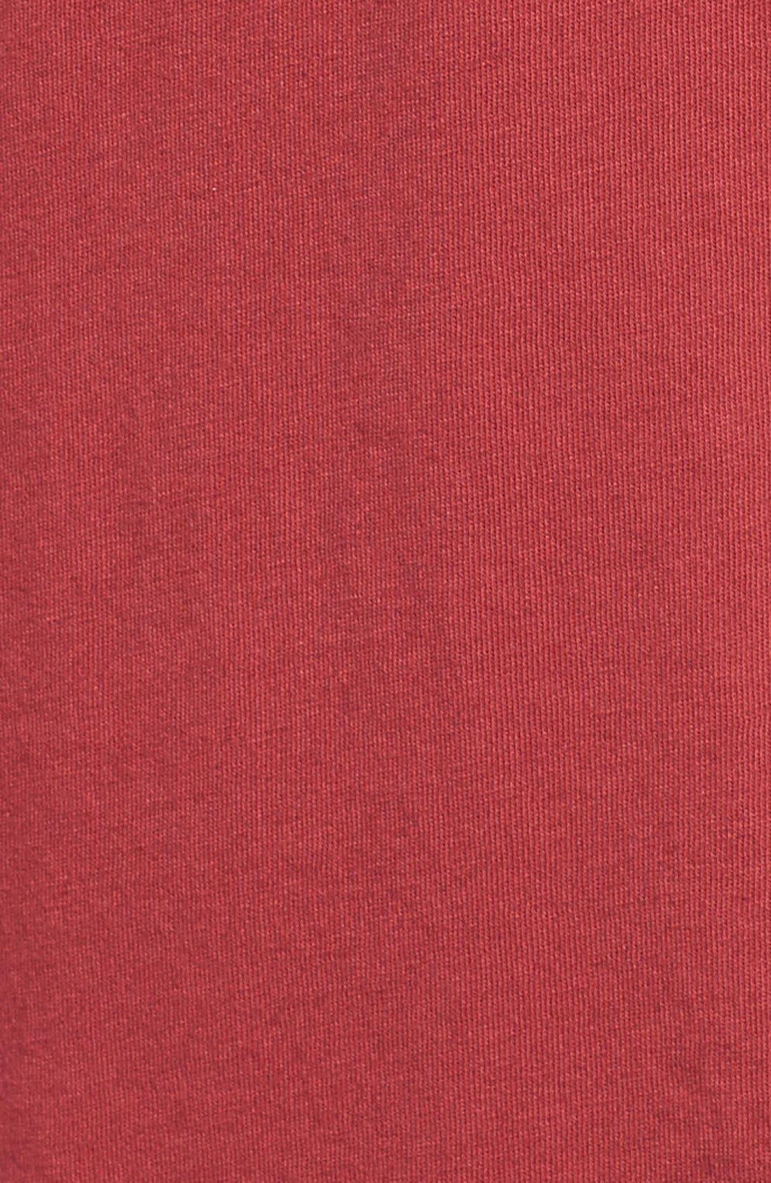 Crewneck Jersey T-Shirt,                             Alternate thumbnail 207, color,