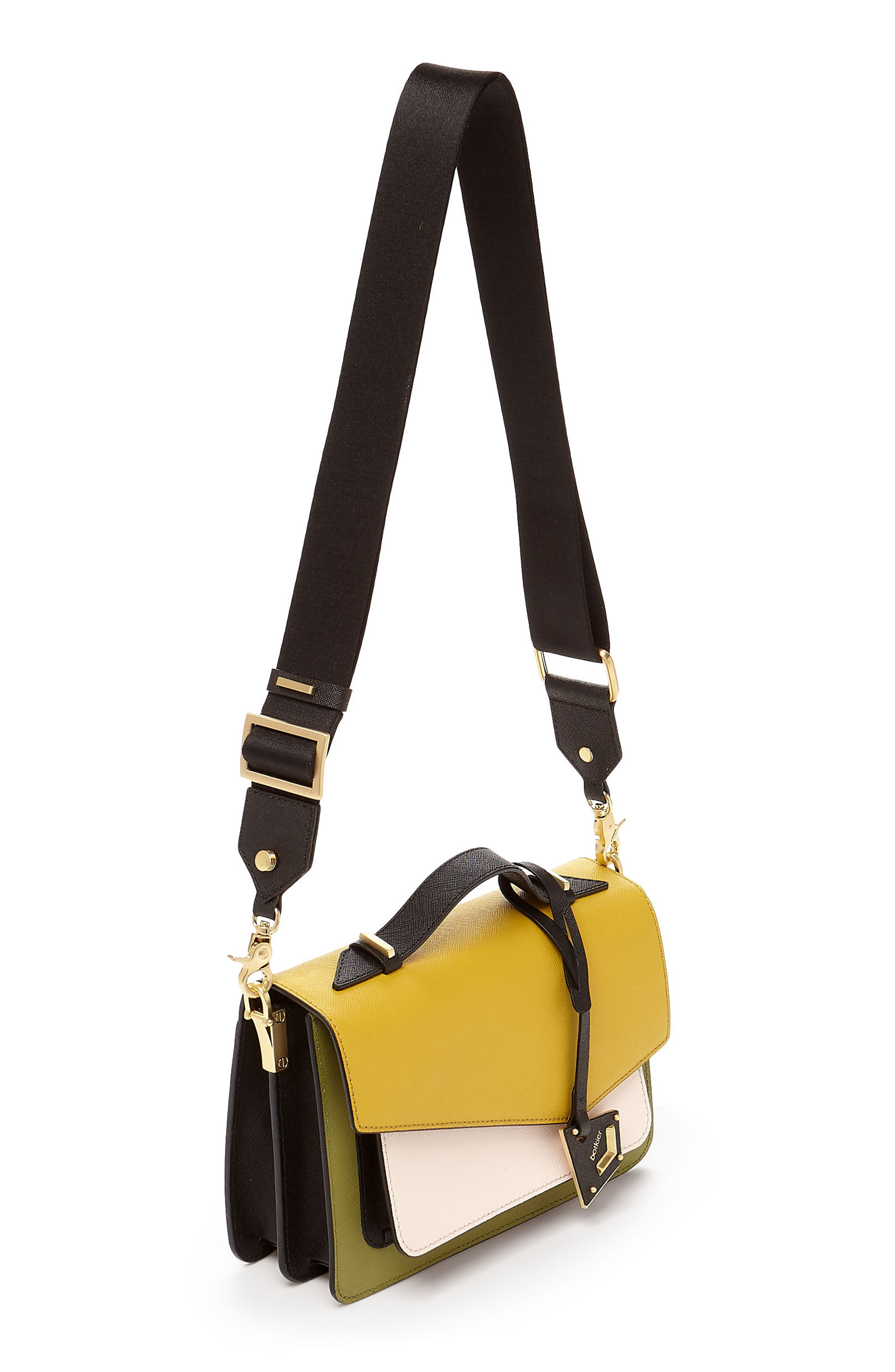 Cobble Hill Leather Crossbody Bag,                             Alternate thumbnail 46, color,