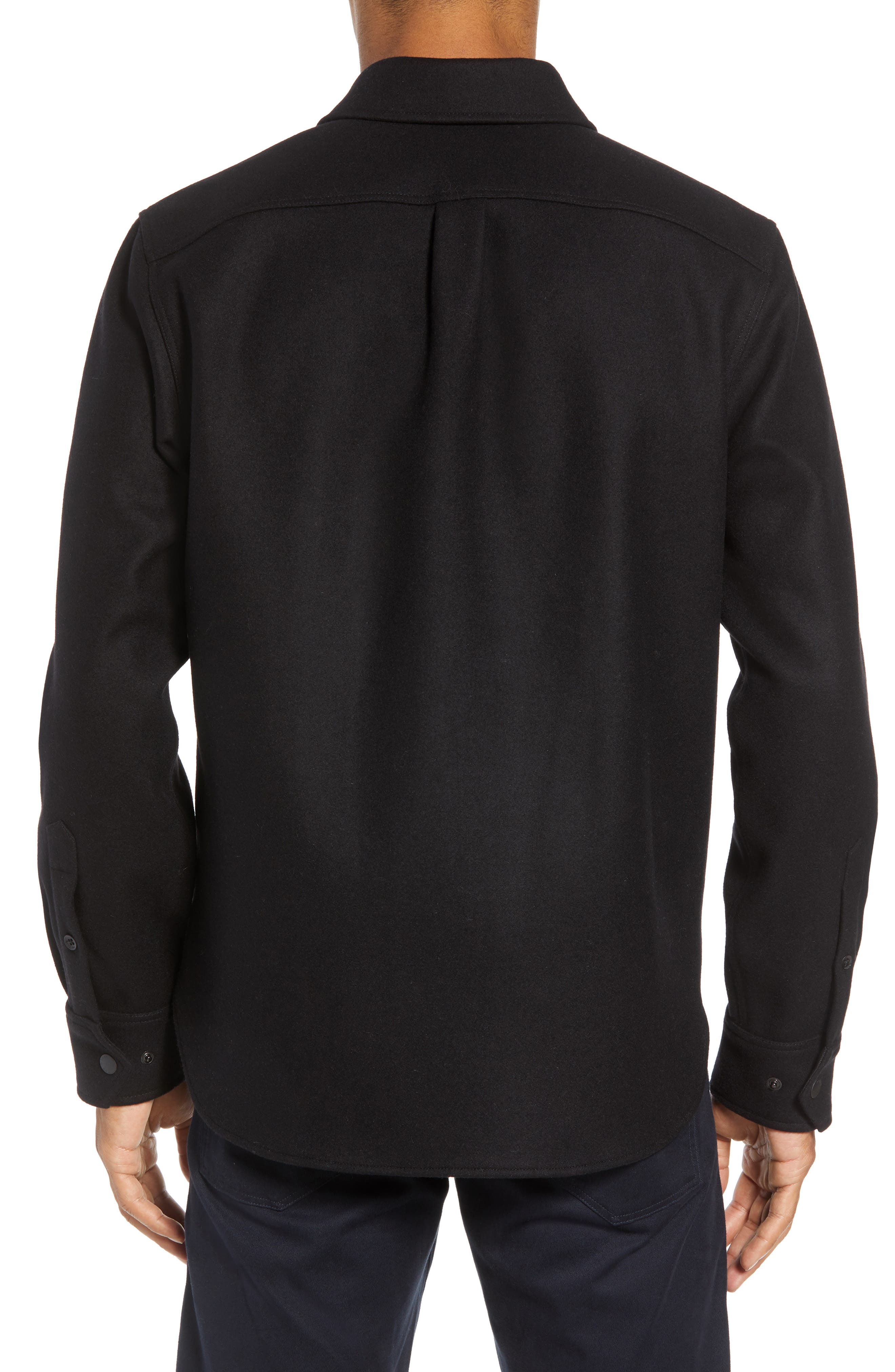 Jack Regular Fit Shirt Jacket,                             Alternate thumbnail 2, color,                             001