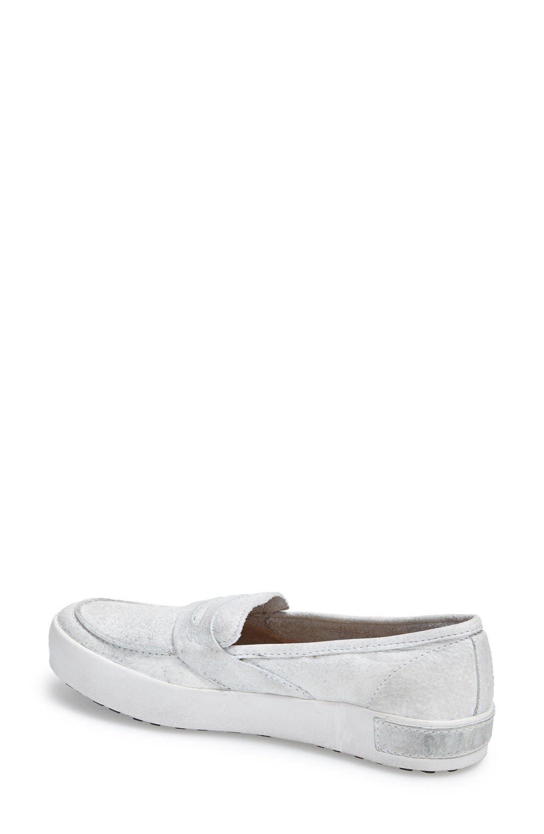 'JL23' Slip-On Sneaker,                             Alternate thumbnail 6, color,