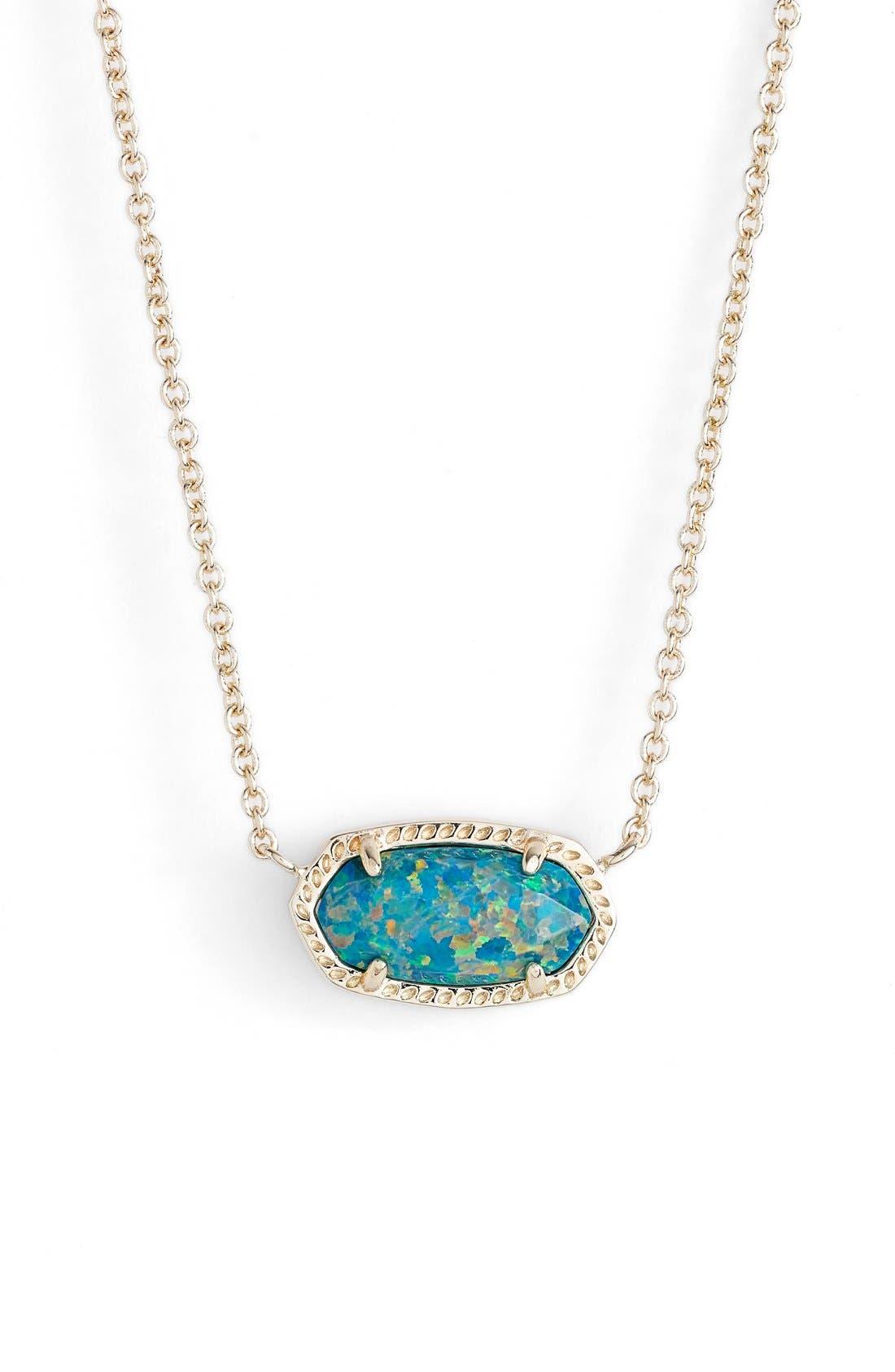 'Elisa' Pendant Necklace,                             Main thumbnail 56, color,