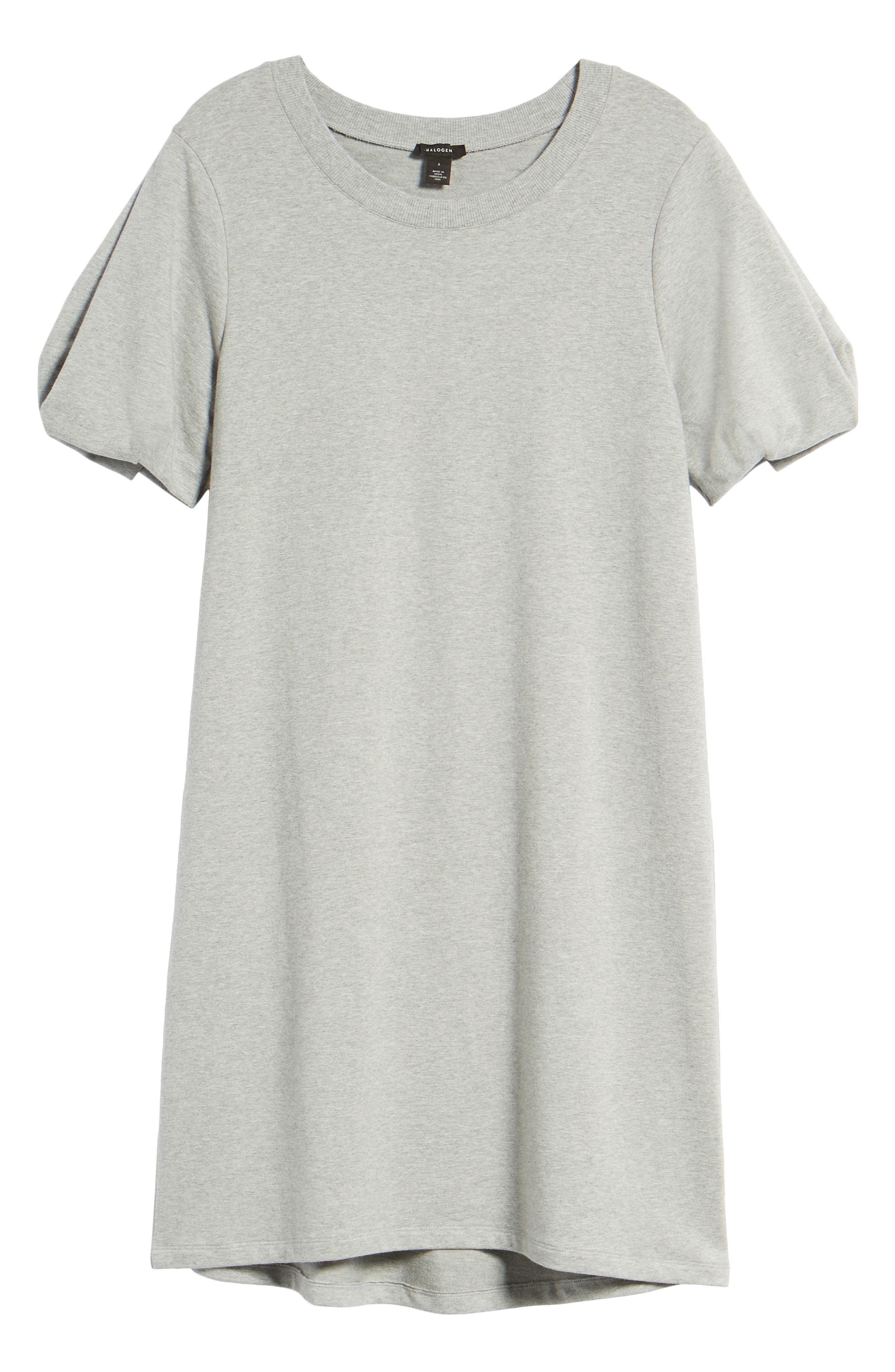 Bubble Sleeve Dress,                             Alternate thumbnail 24, color,