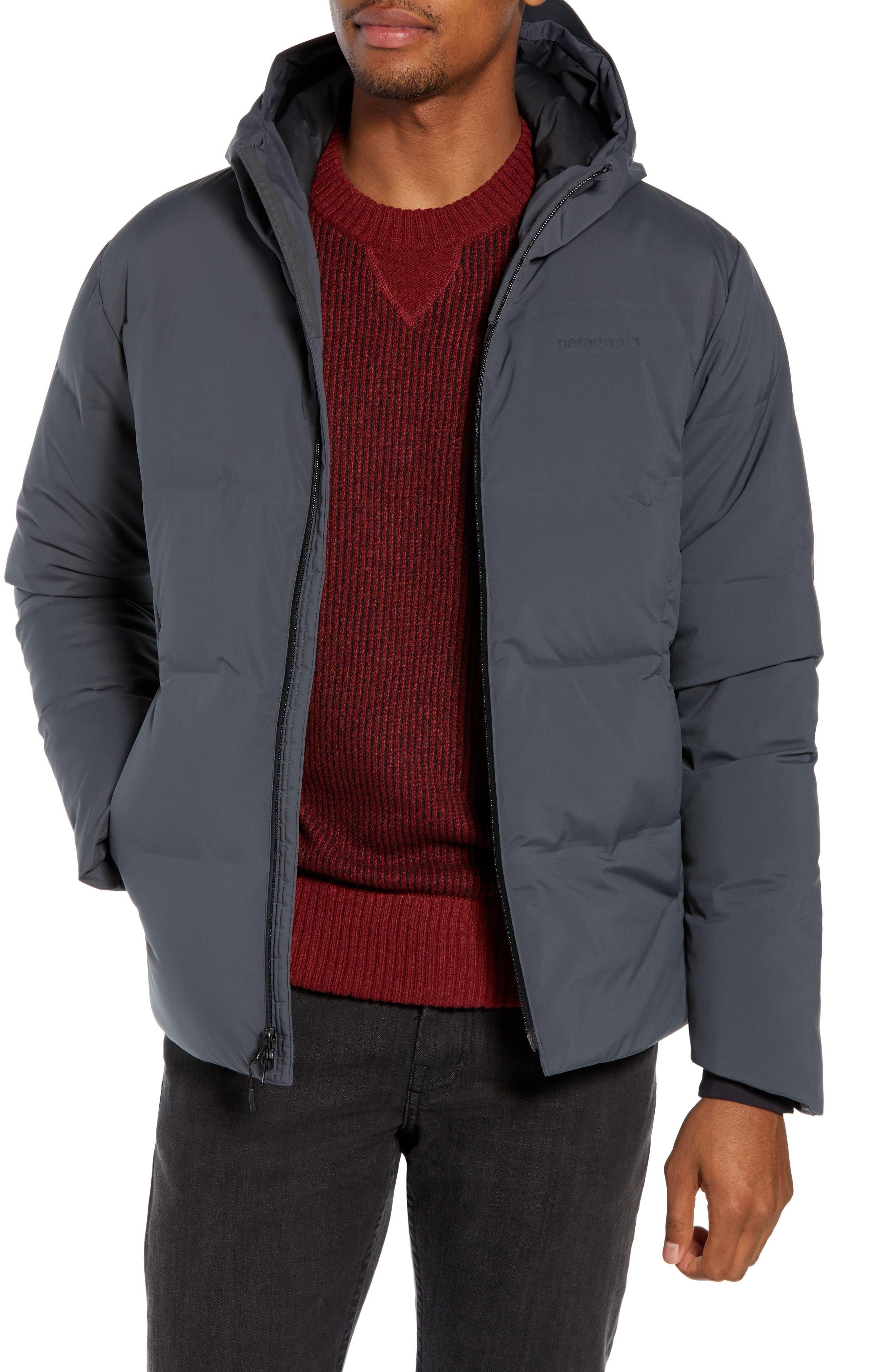 Jackson Glacier Jacket,                         Main,                         color, FORGE GREY