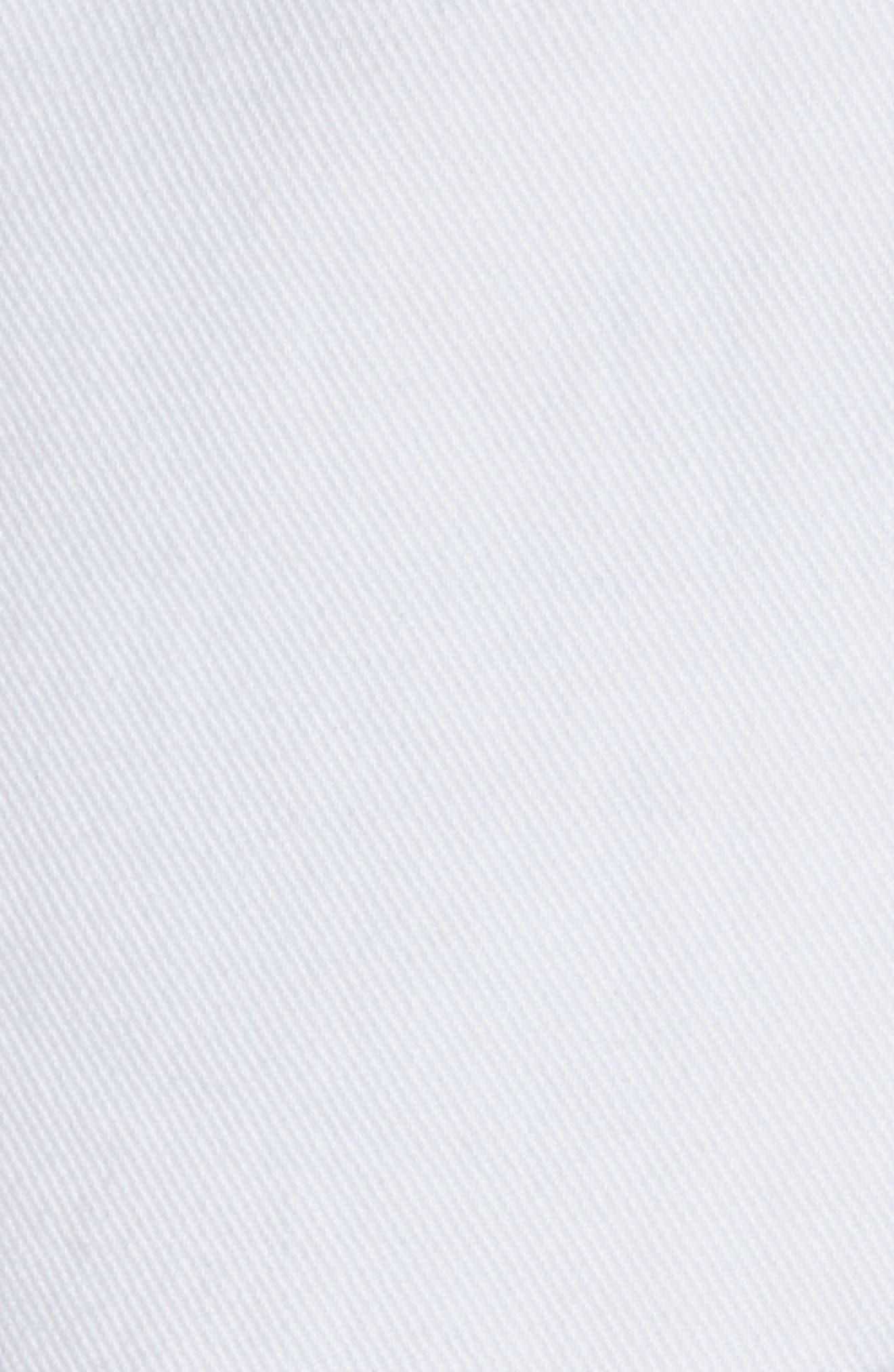 Debbie Denim Shorts,                             Alternate thumbnail 5, color,                             100