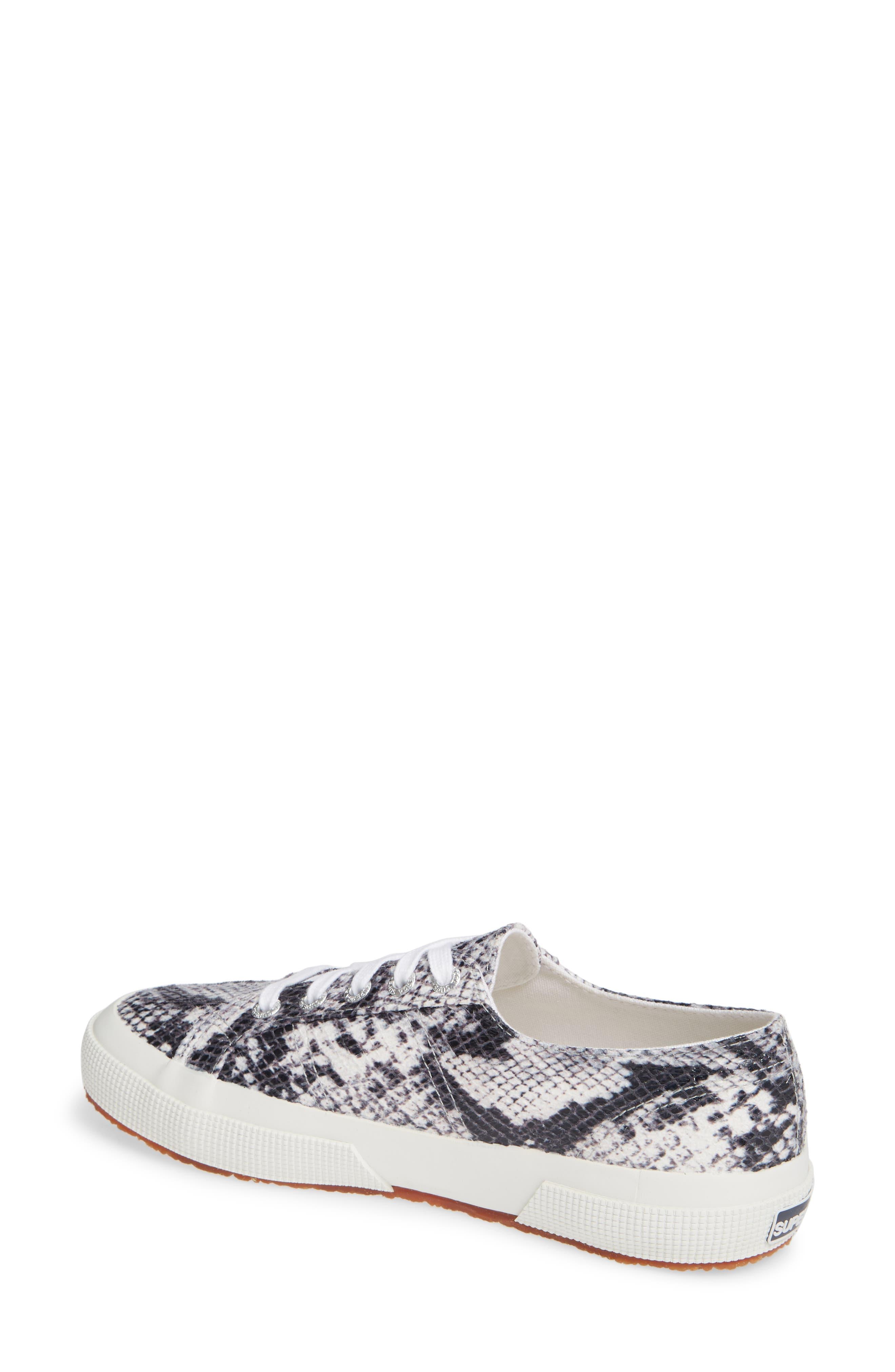 'Cotu' Sneaker,                             Alternate thumbnail 2, color,                             NATURAL SNAKE PRINT