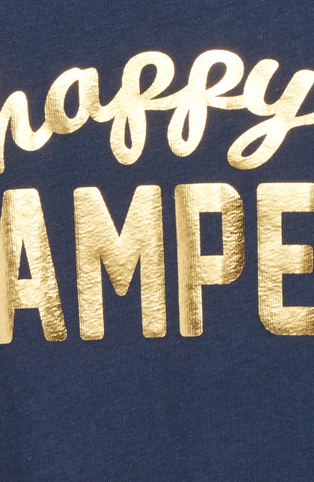 Happy Camper Tee,                             Alternate thumbnail 2, color,                             400