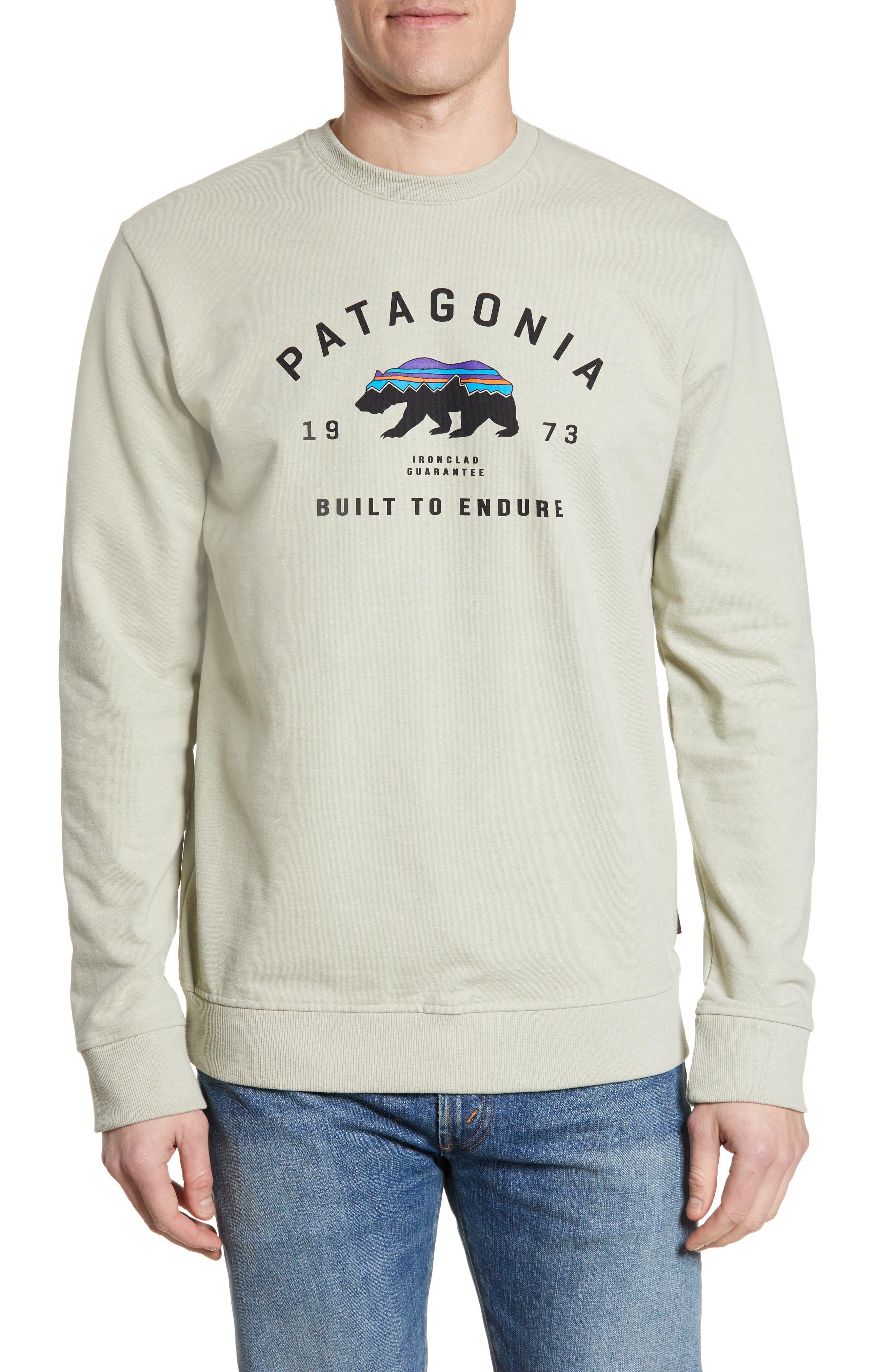 Patagonia Fitz Roy Bear Uprisal Sweatshirt