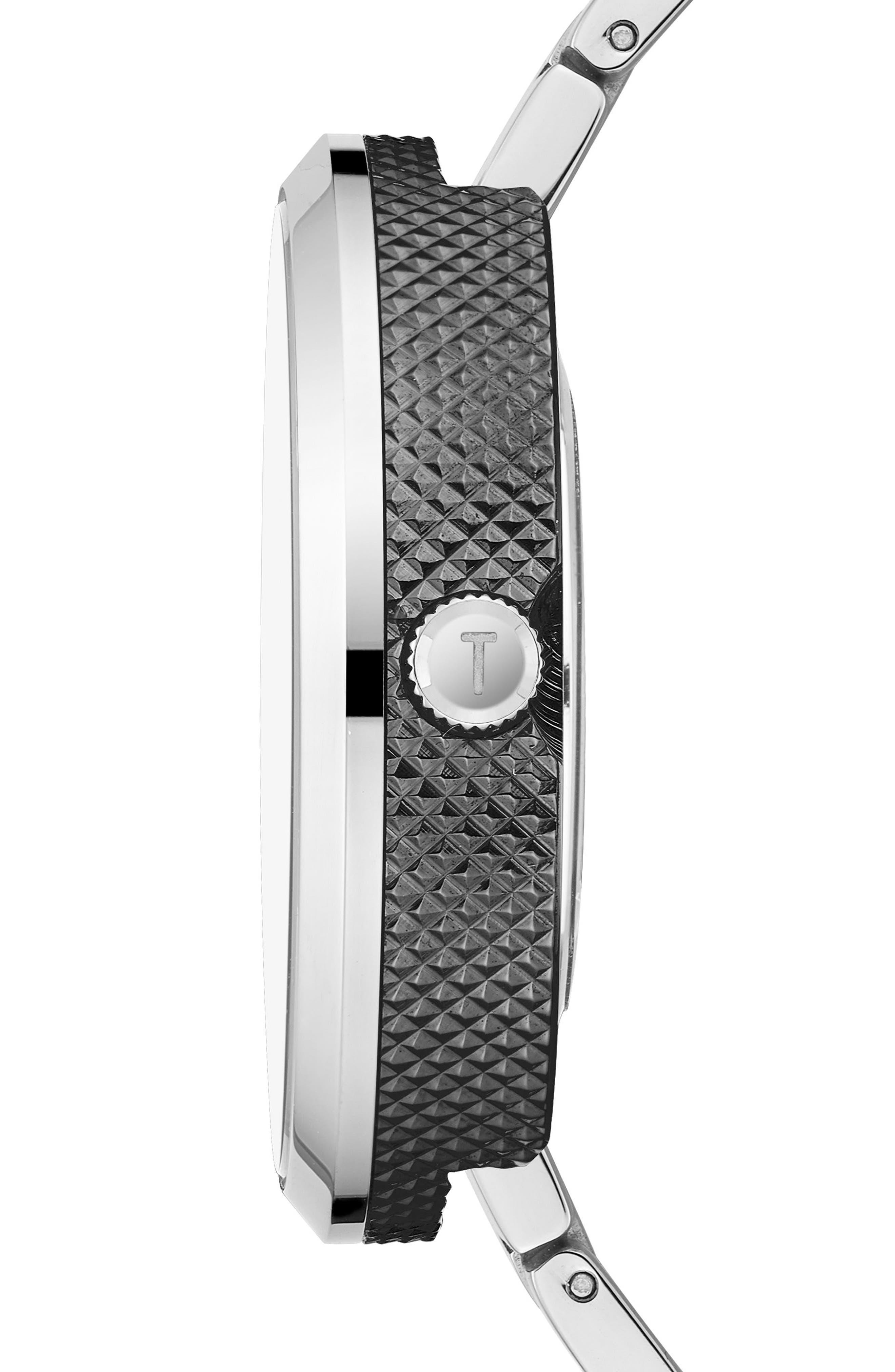 Josh Bracelet Watch, 42mm,                             Alternate thumbnail 3, color,                             044
