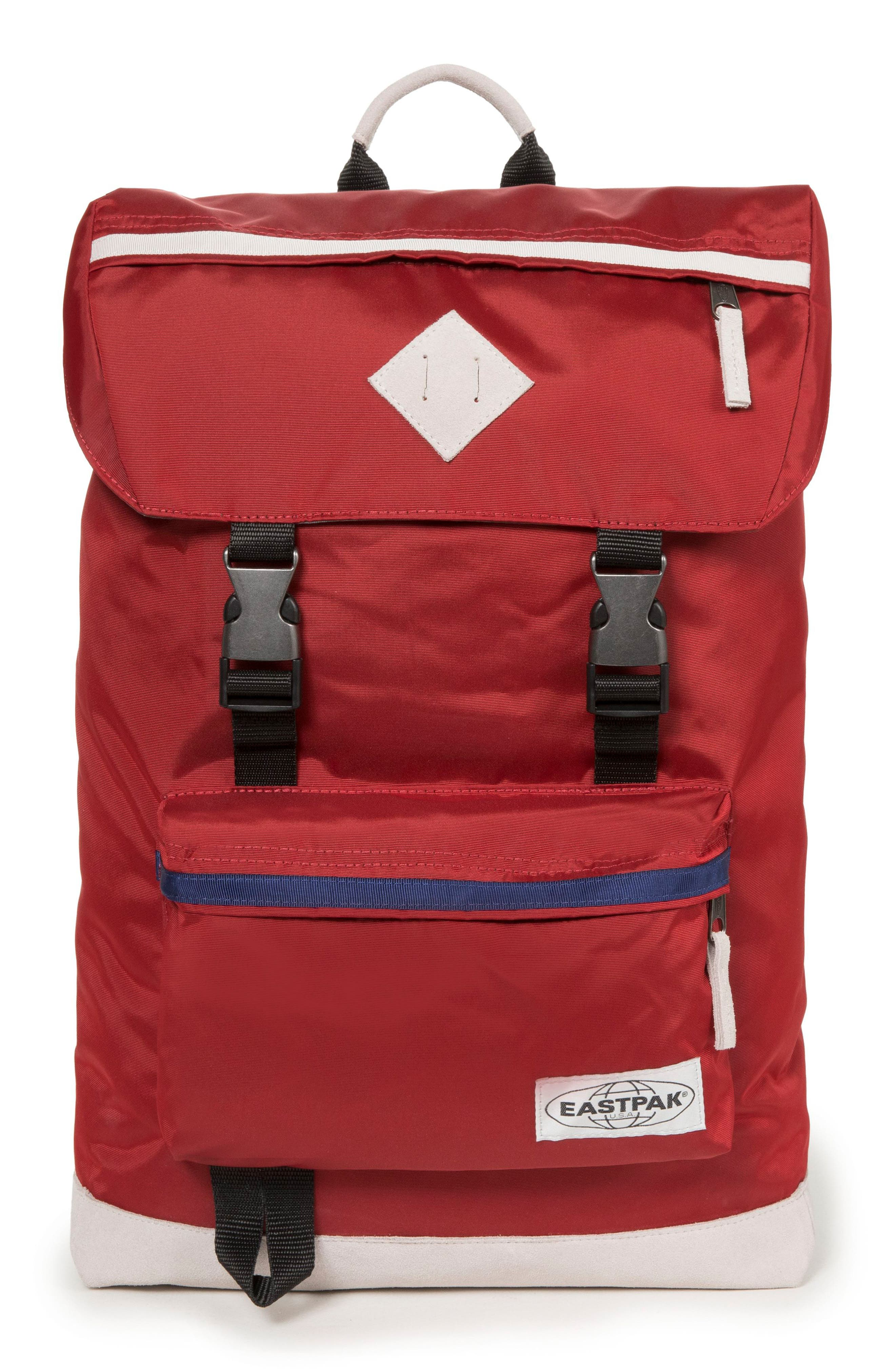 Eastpack Rowlo Backpack - Red