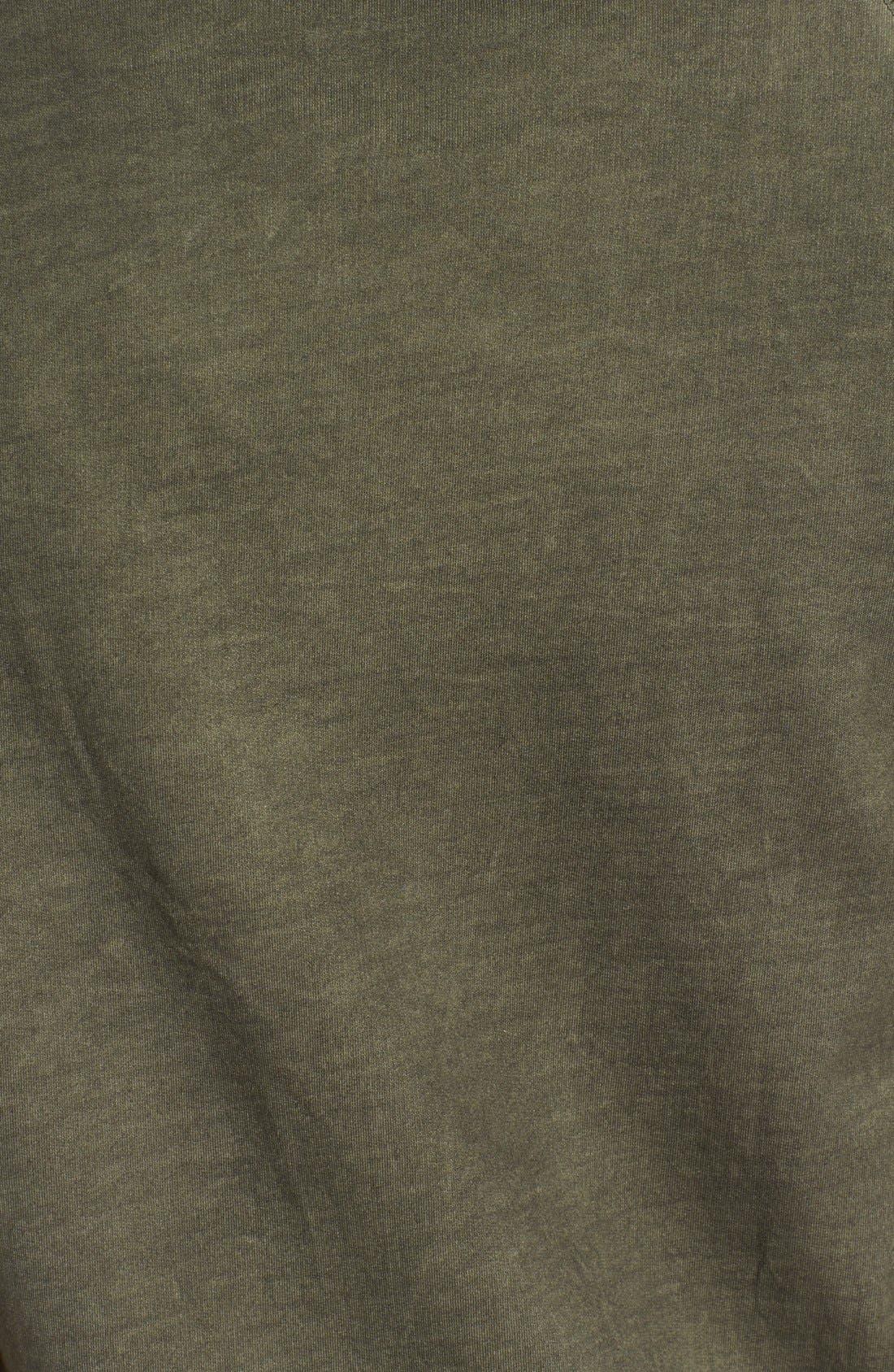 Raglan Sleeve T-Shirt,                             Alternate thumbnail 5, color,                             330
