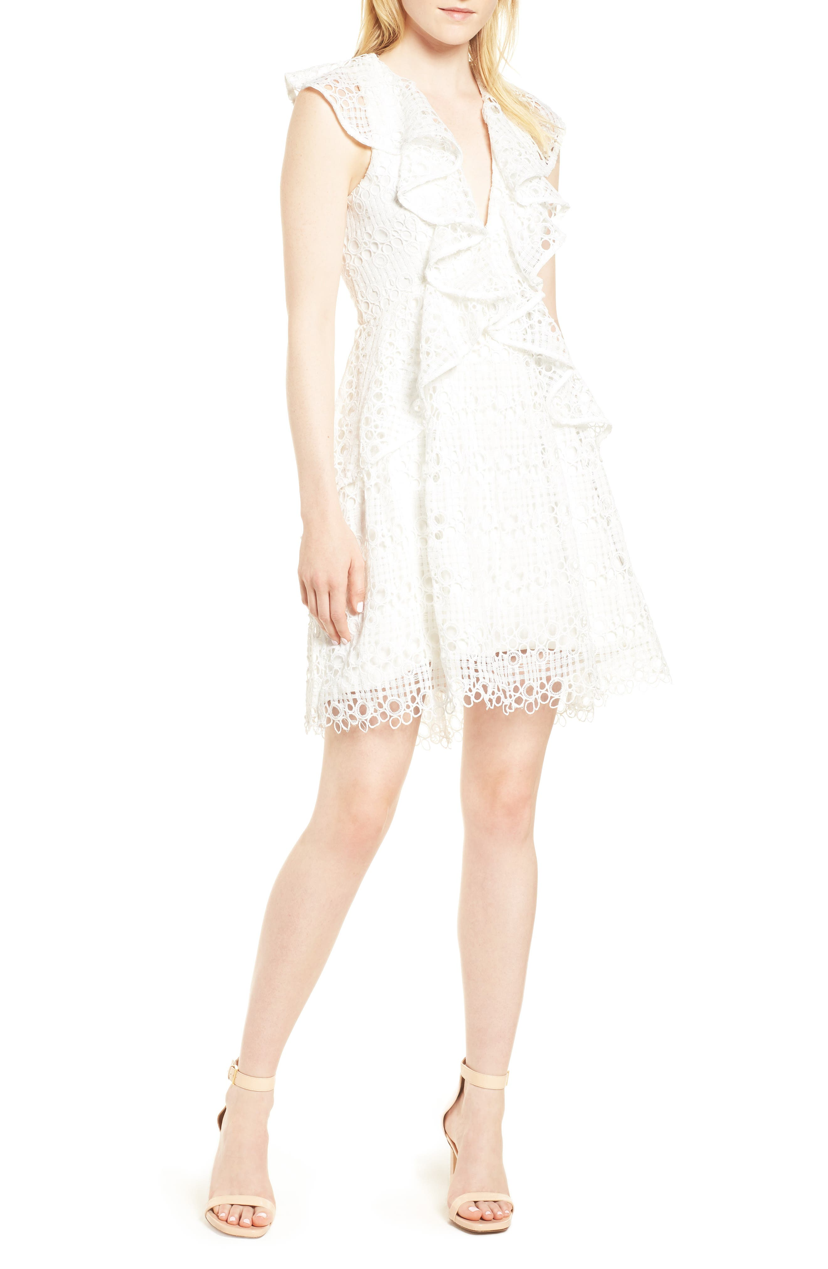 Interlude Dress,                         Main,                         color, 100