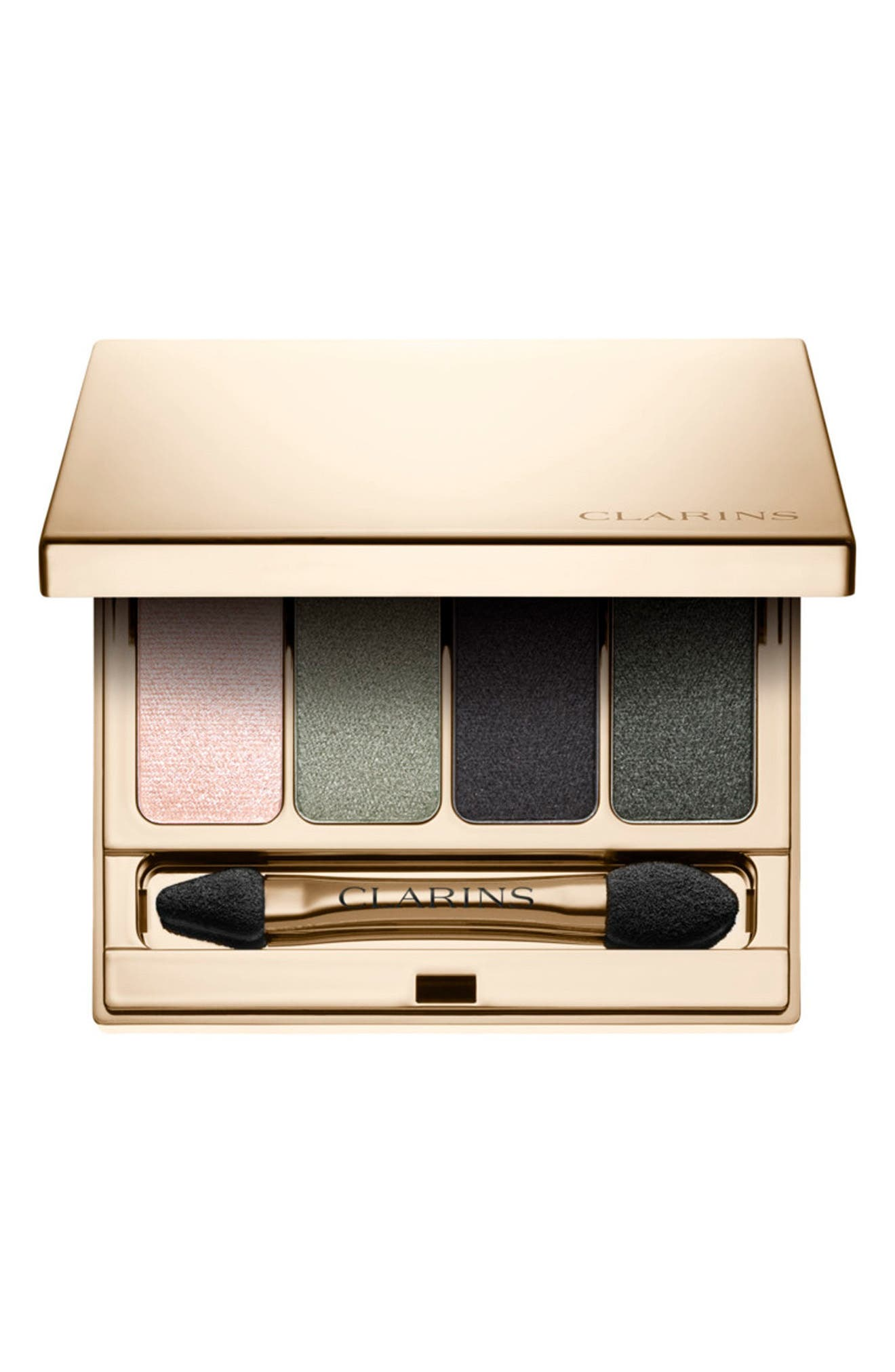 4-Colour Eyeshadow Palette,                             Main thumbnail 1, color,                             06 FOREST