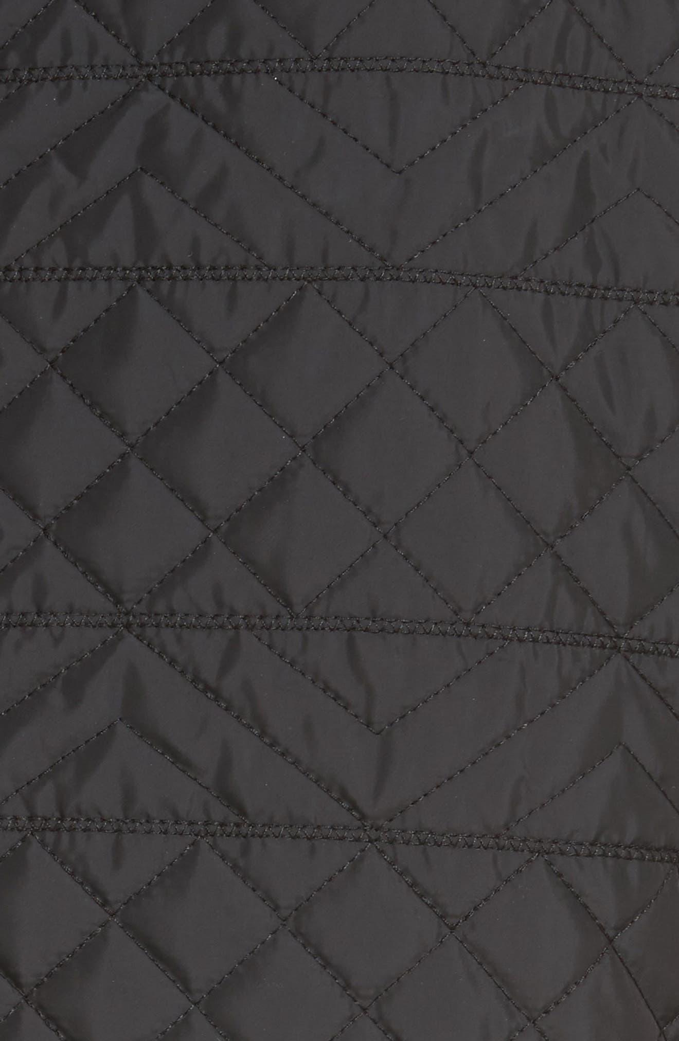 Ginny Reversible Vest,                             Alternate thumbnail 5, color,                             001