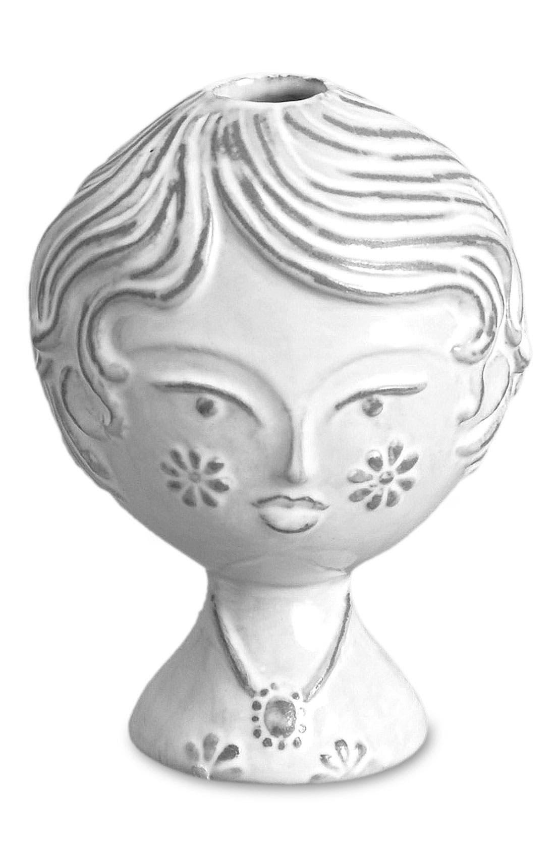 'Caesar/Cornelia' Reversible Vase,                             Alternate thumbnail 2, color,                             100