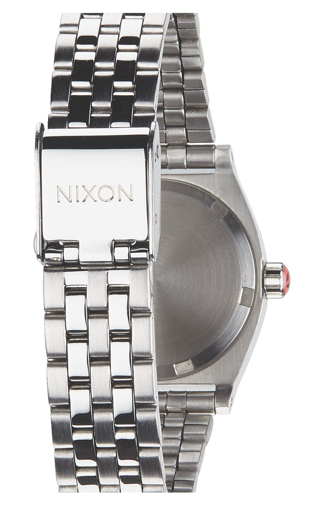 'The Small Time Teller' Bracelet Watch, 26mm,                             Alternate thumbnail 53, color,
