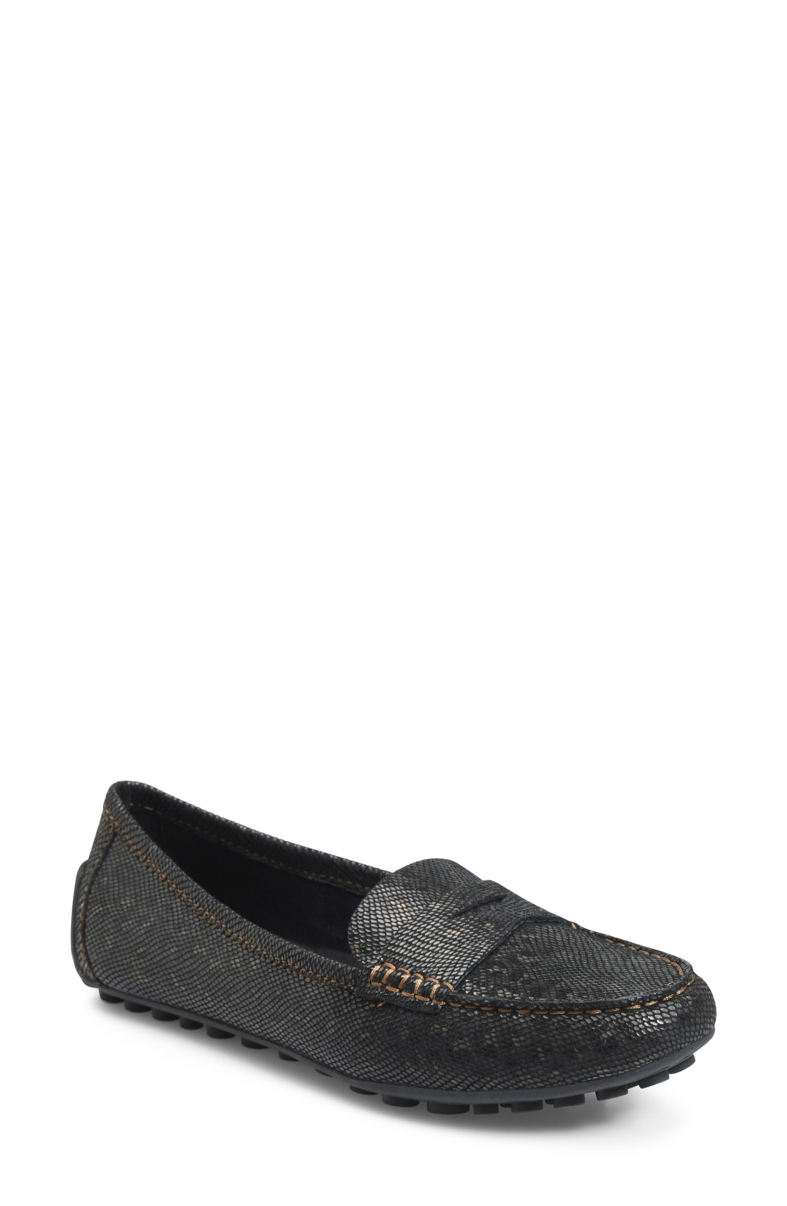 Malena Driving Loafer,                             Main thumbnail 1, color,                             012