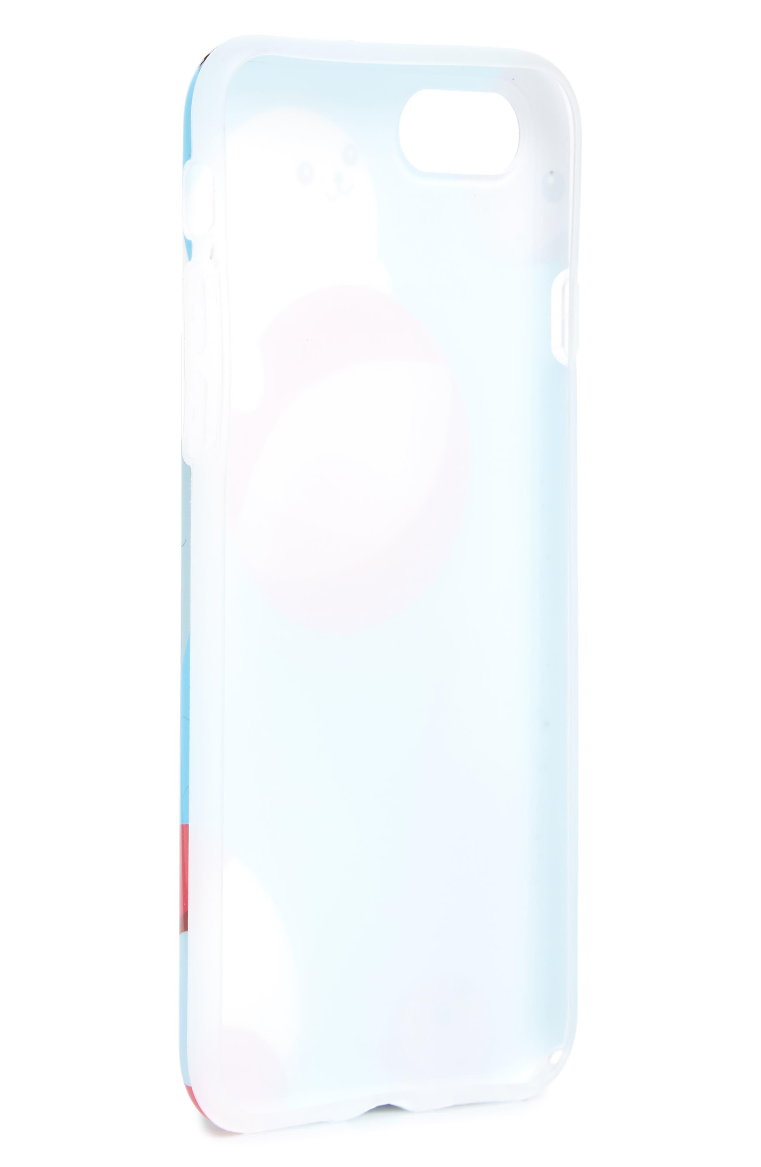 Squishy Sea Lion iPhone 7/8 Case,                             Alternate thumbnail 2, color,                             400
