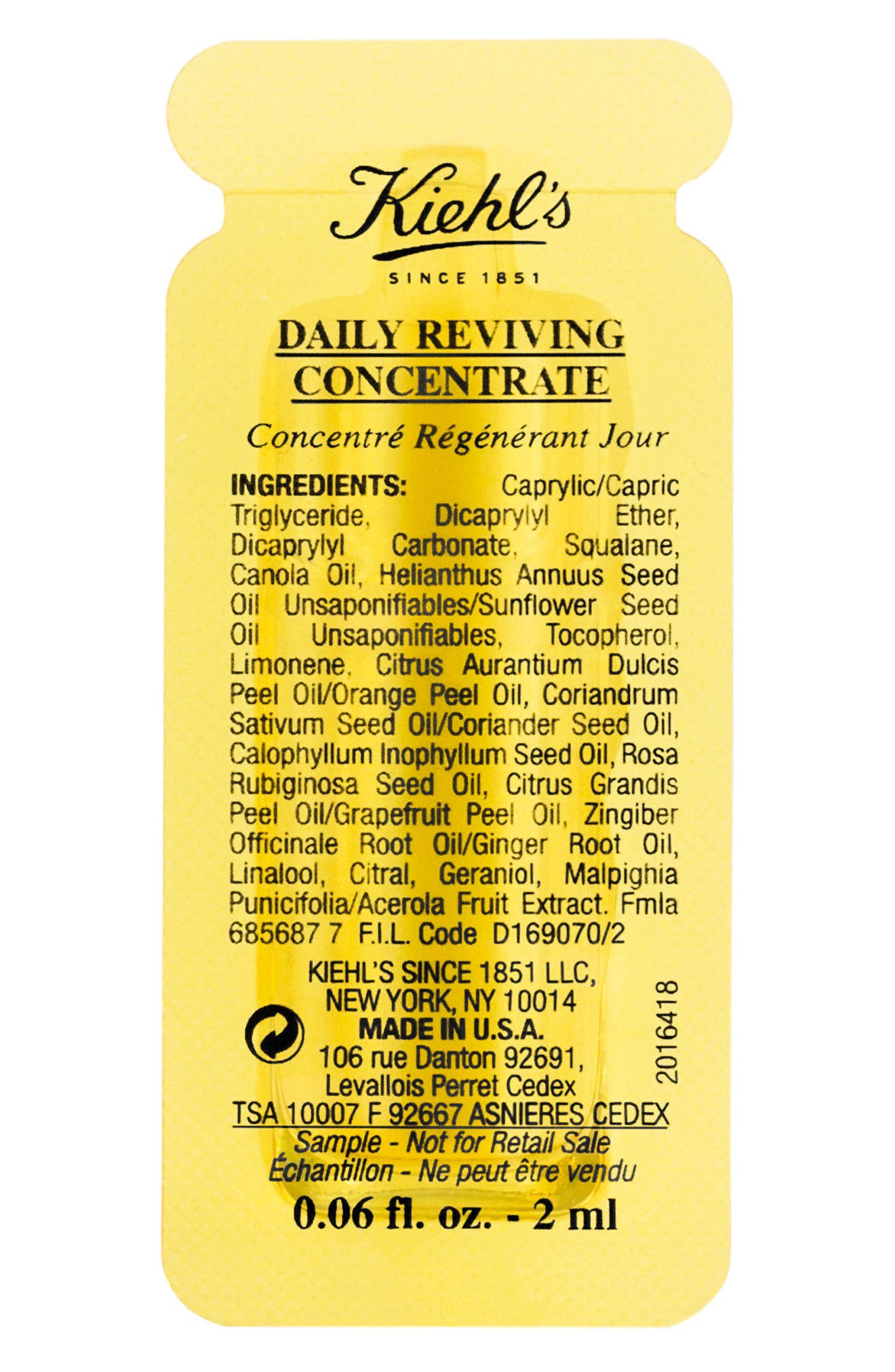 Daily Reviving Concentrate,                             Alternate thumbnail 5, color,                             NO COLOR