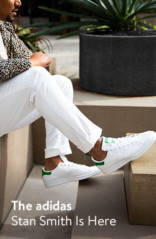 The adidas Stan Smith is here: get inspired.