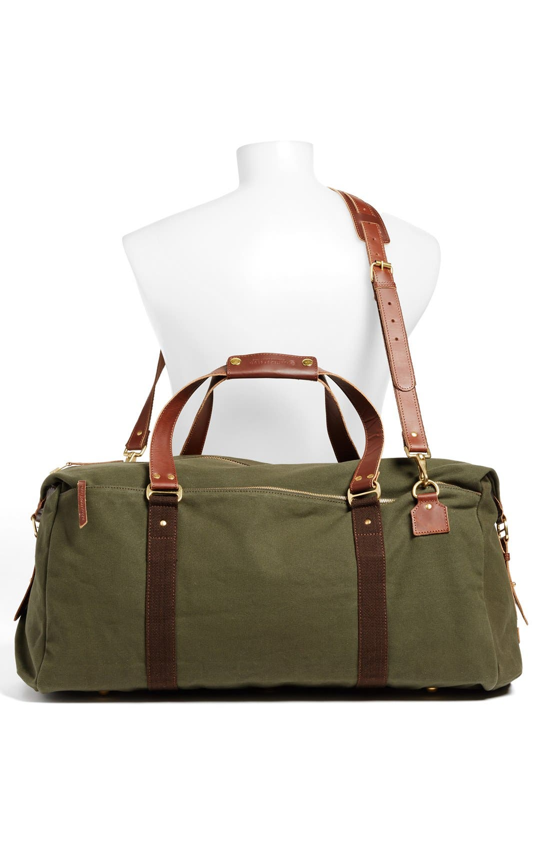 'Mt. Drew' Duffel Bag,                             Alternate thumbnail 5, color,