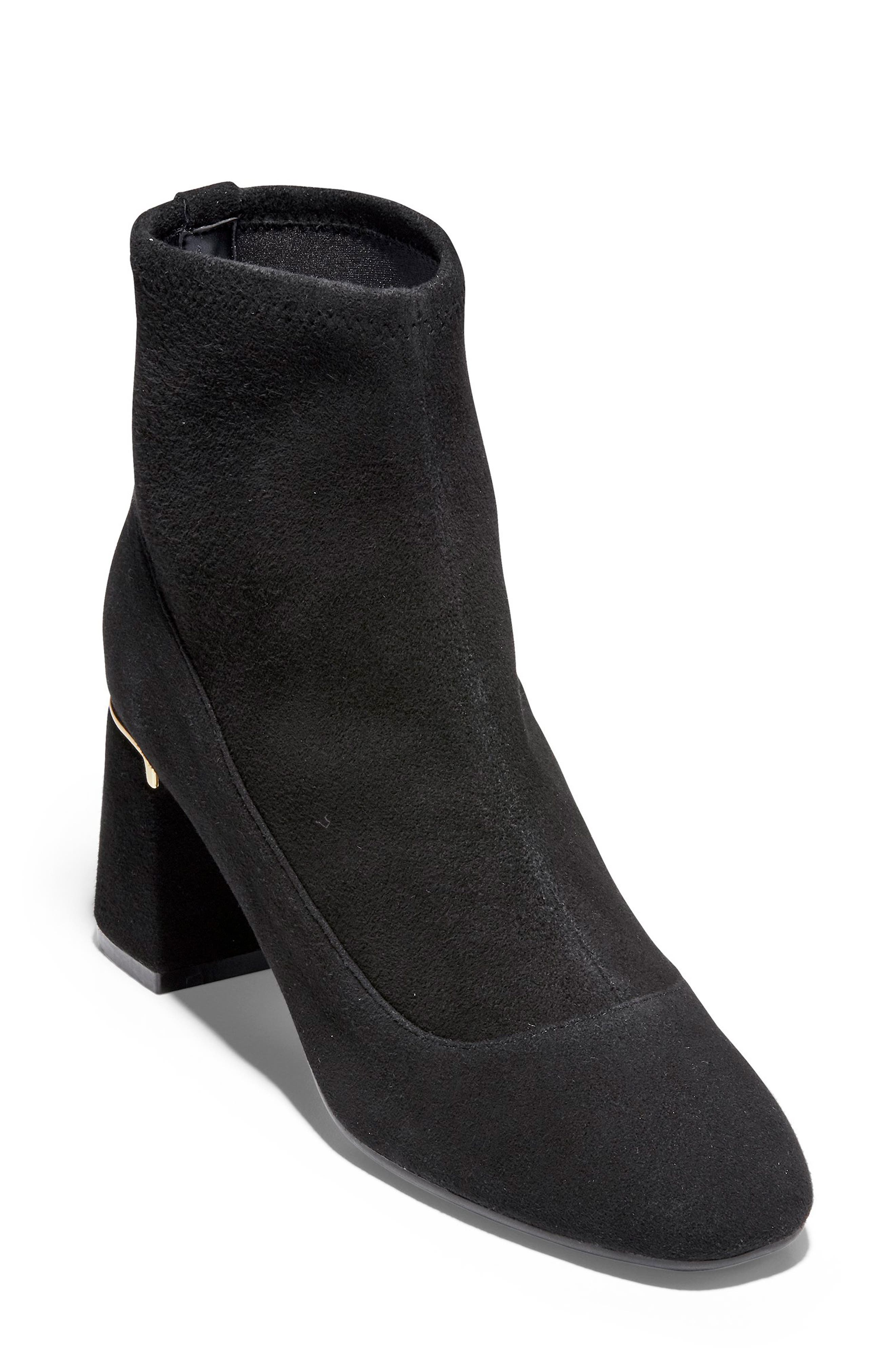 Cole Haan Laree Stretch Bootie, Black
