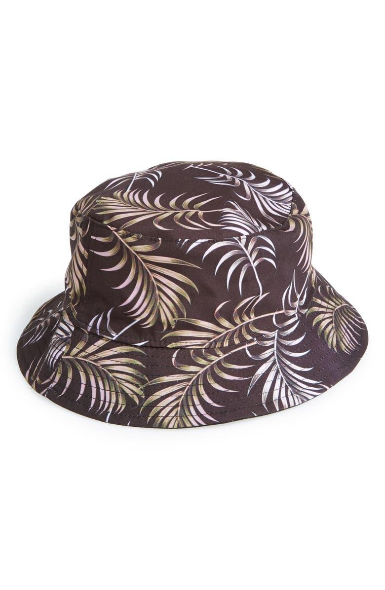 Topman Reversible Bucket Hat  3a485762892