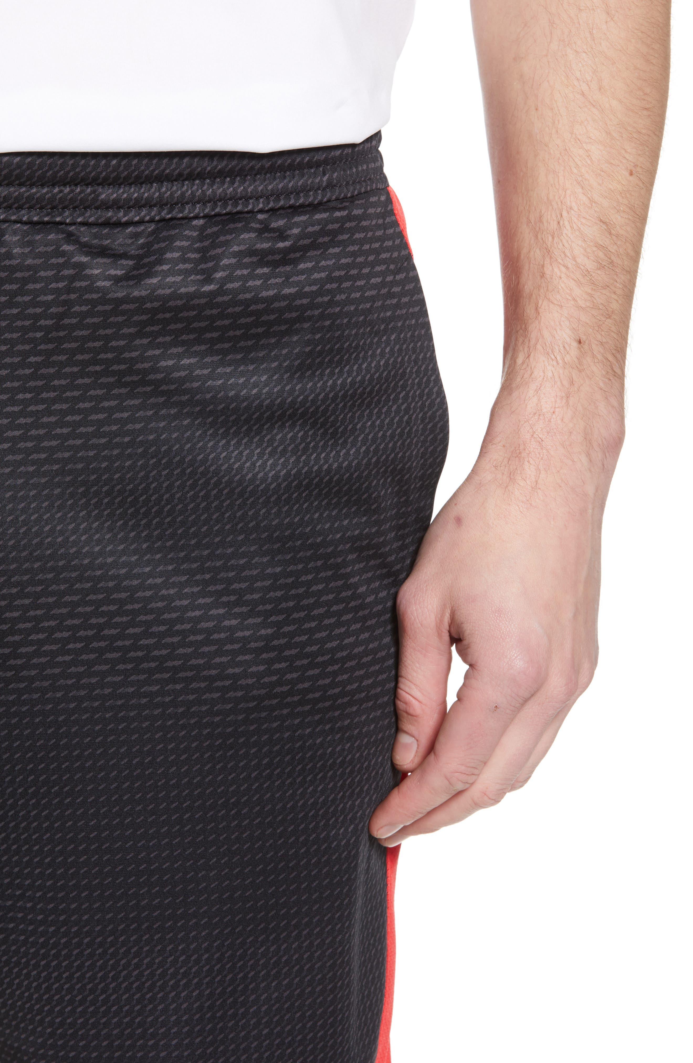 UNDER ARMOUR,                             Raid 2.0 Classic Fit Shorts,                             Alternate thumbnail 4, color,                             001