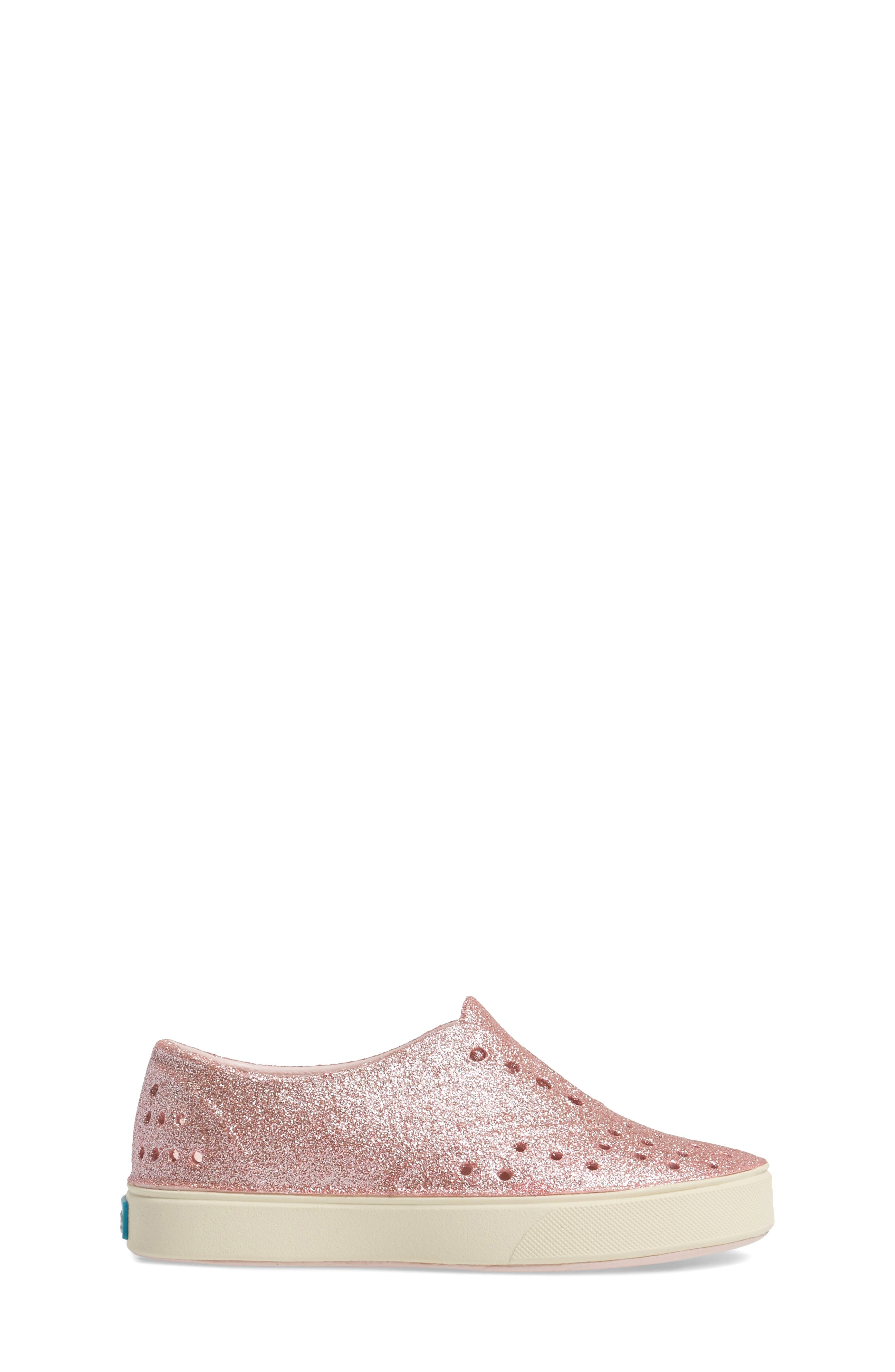 Miller Sparkly Perforated Slip-On,                             Alternate thumbnail 17, color,