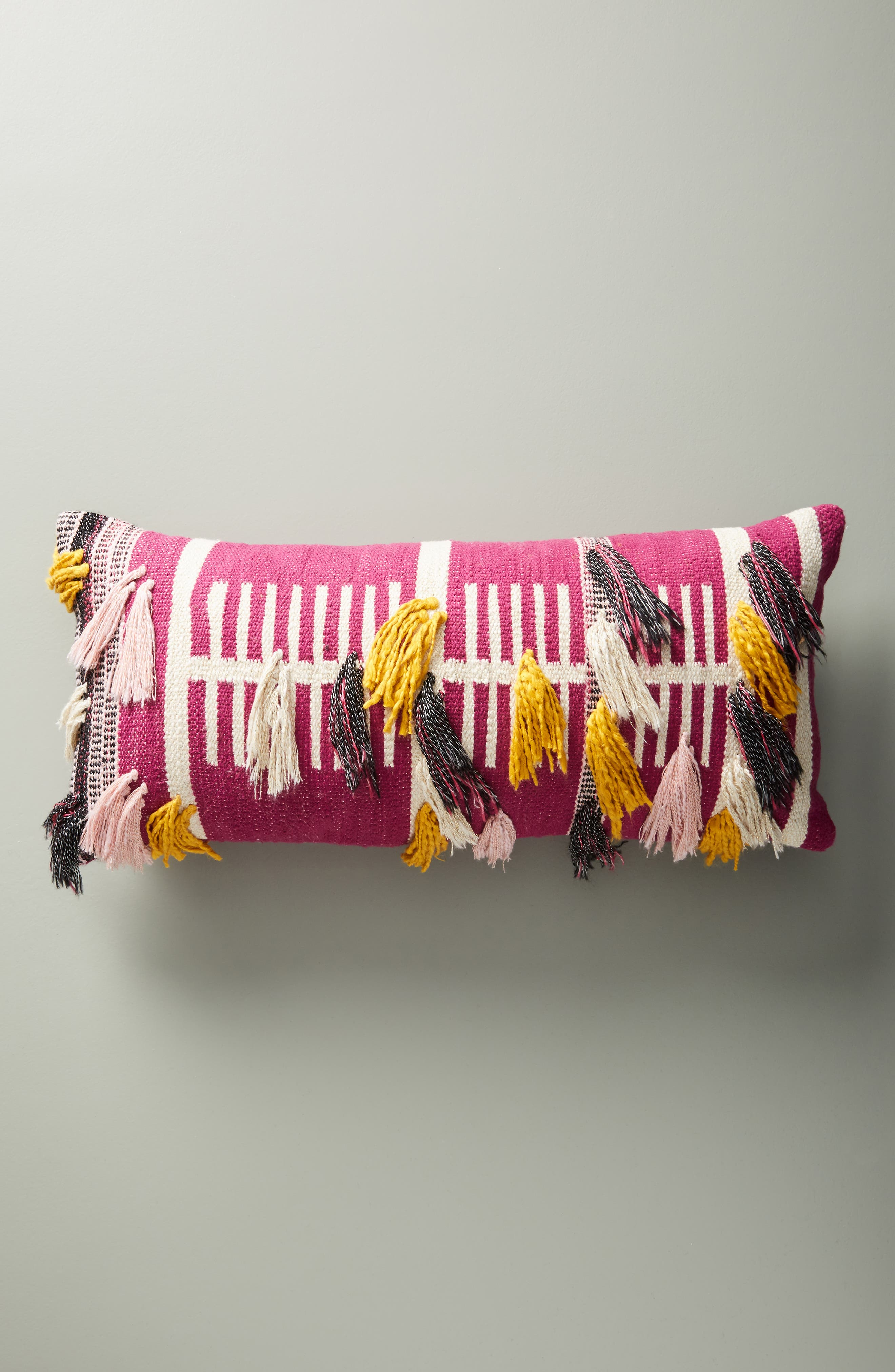 anthropologie janet accent pillow