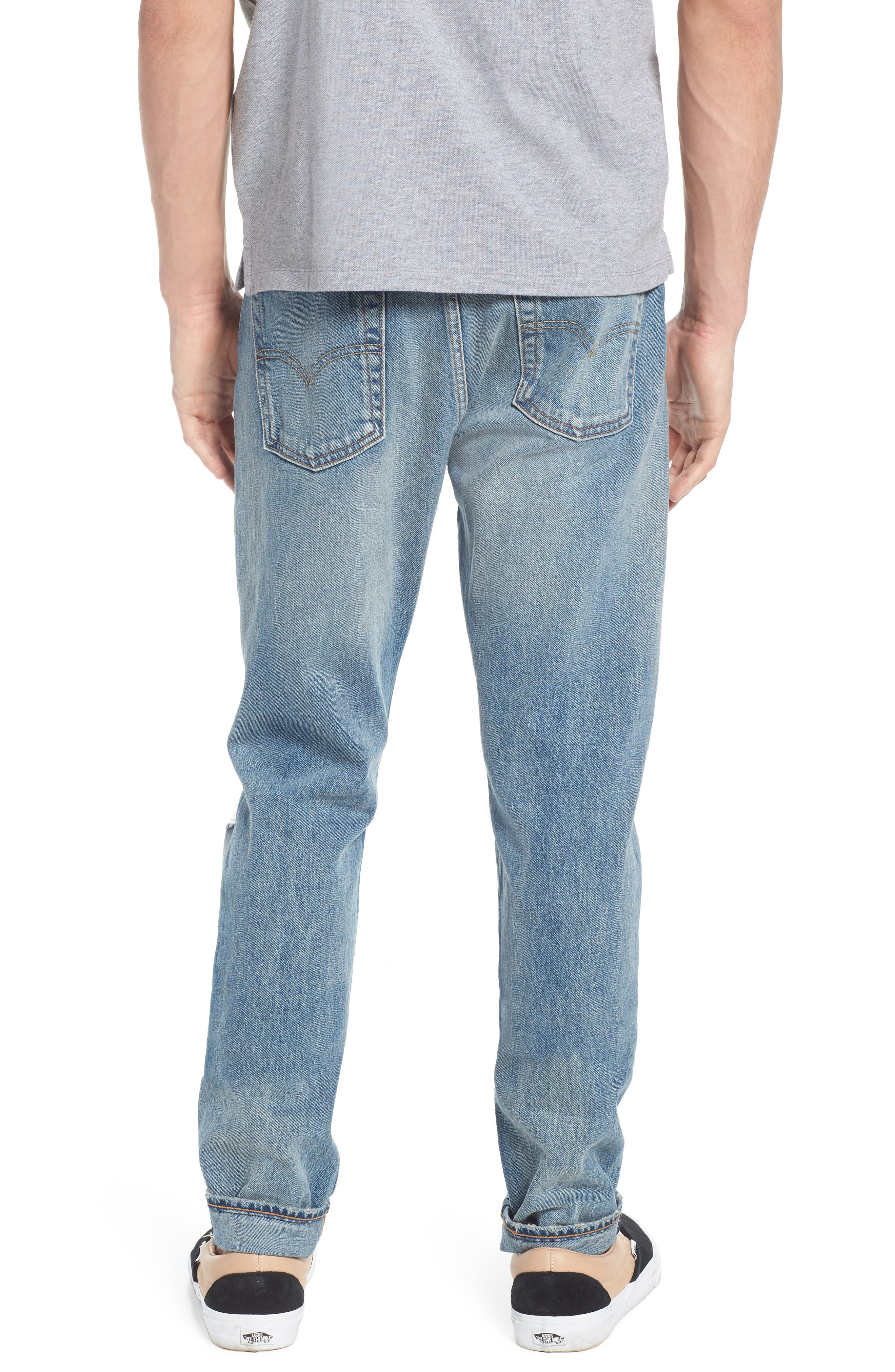 510<sup>™</sup> Skinny Fit Jeans,                             Alternate thumbnail 2, color,                             SIMOOM DX