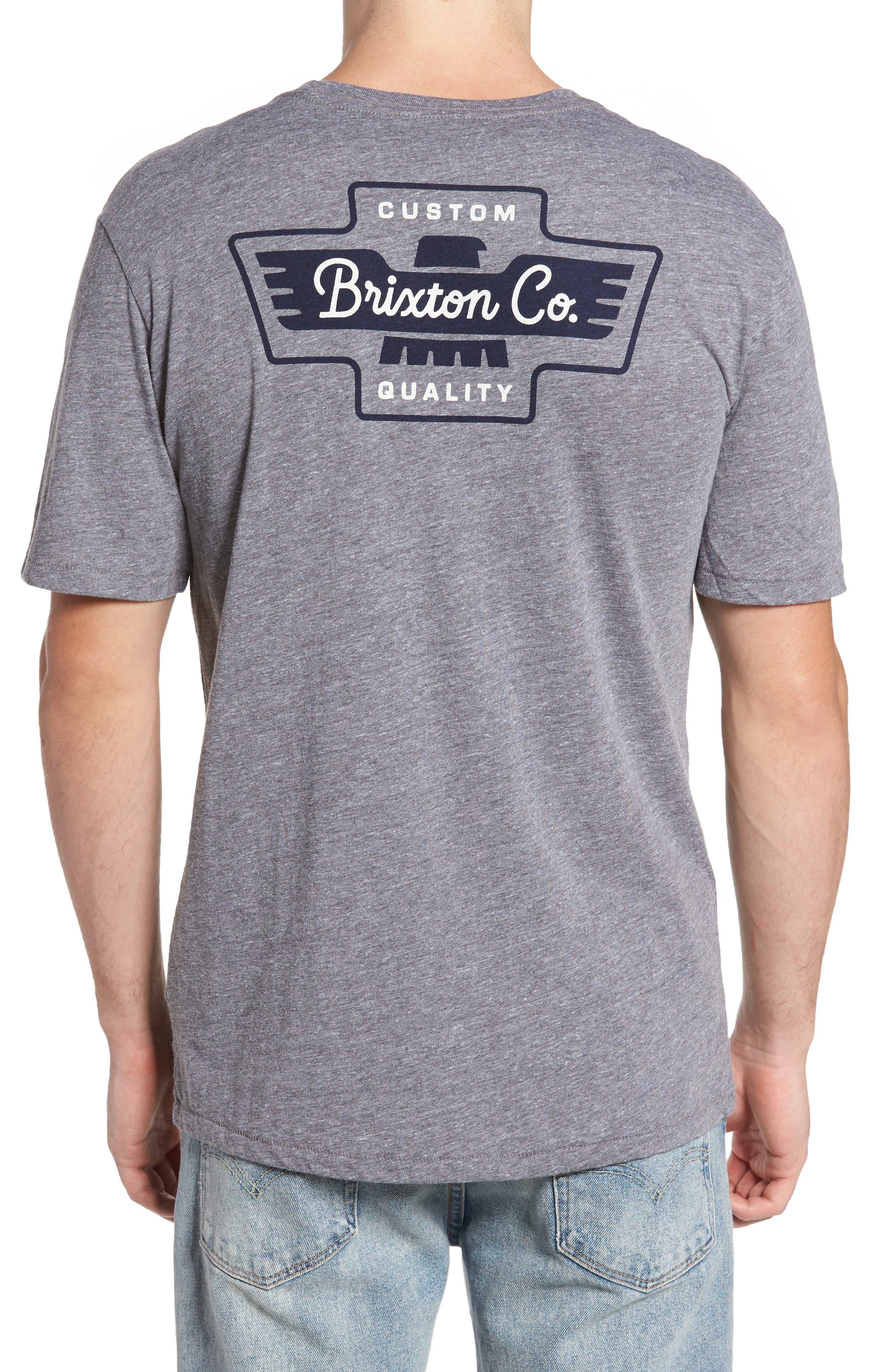 Federal Premium Graphic T-Shirt,                             Alternate thumbnail 2, color,                             054