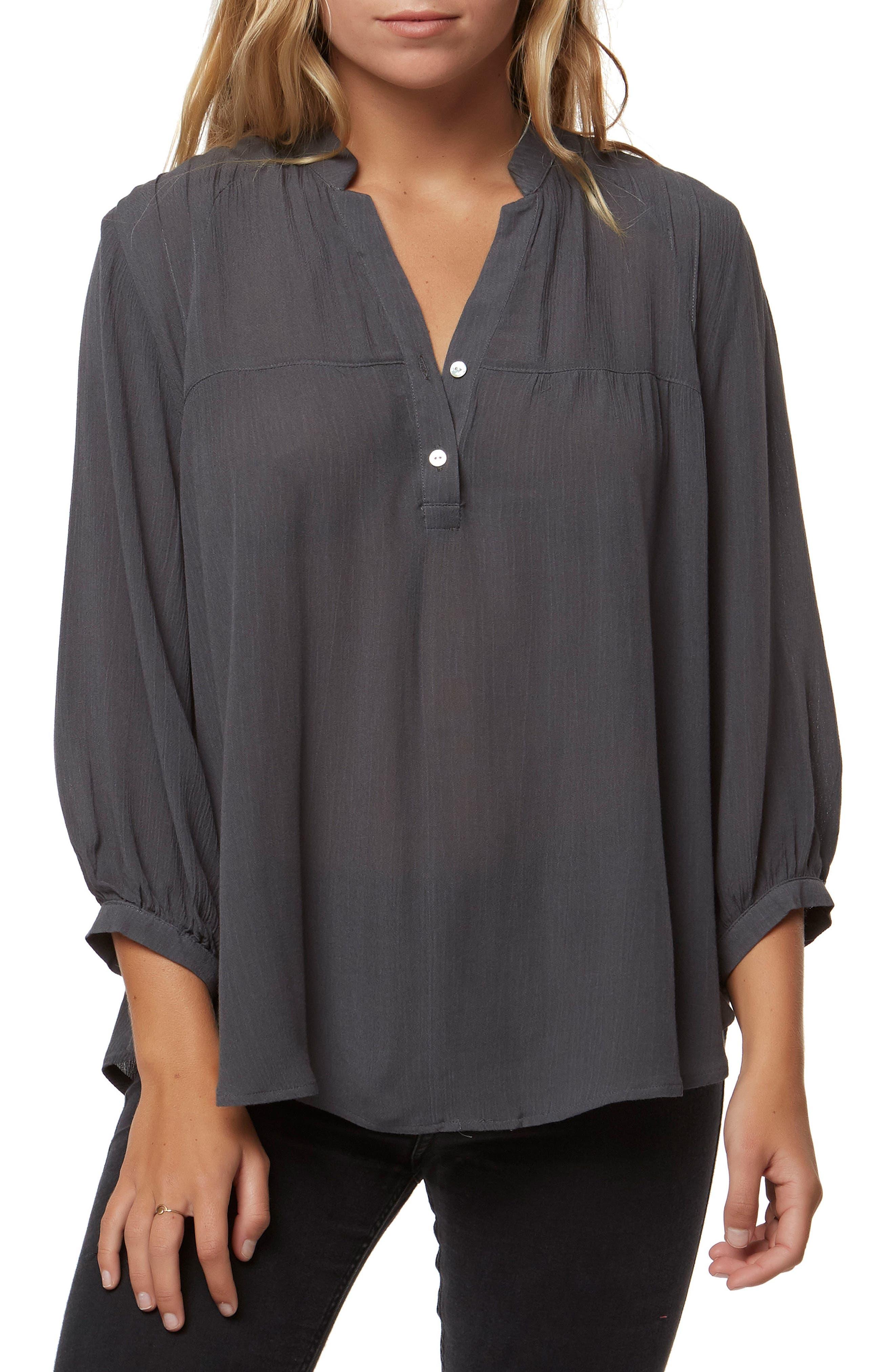 Shana Woven Top,                         Main,                         color,