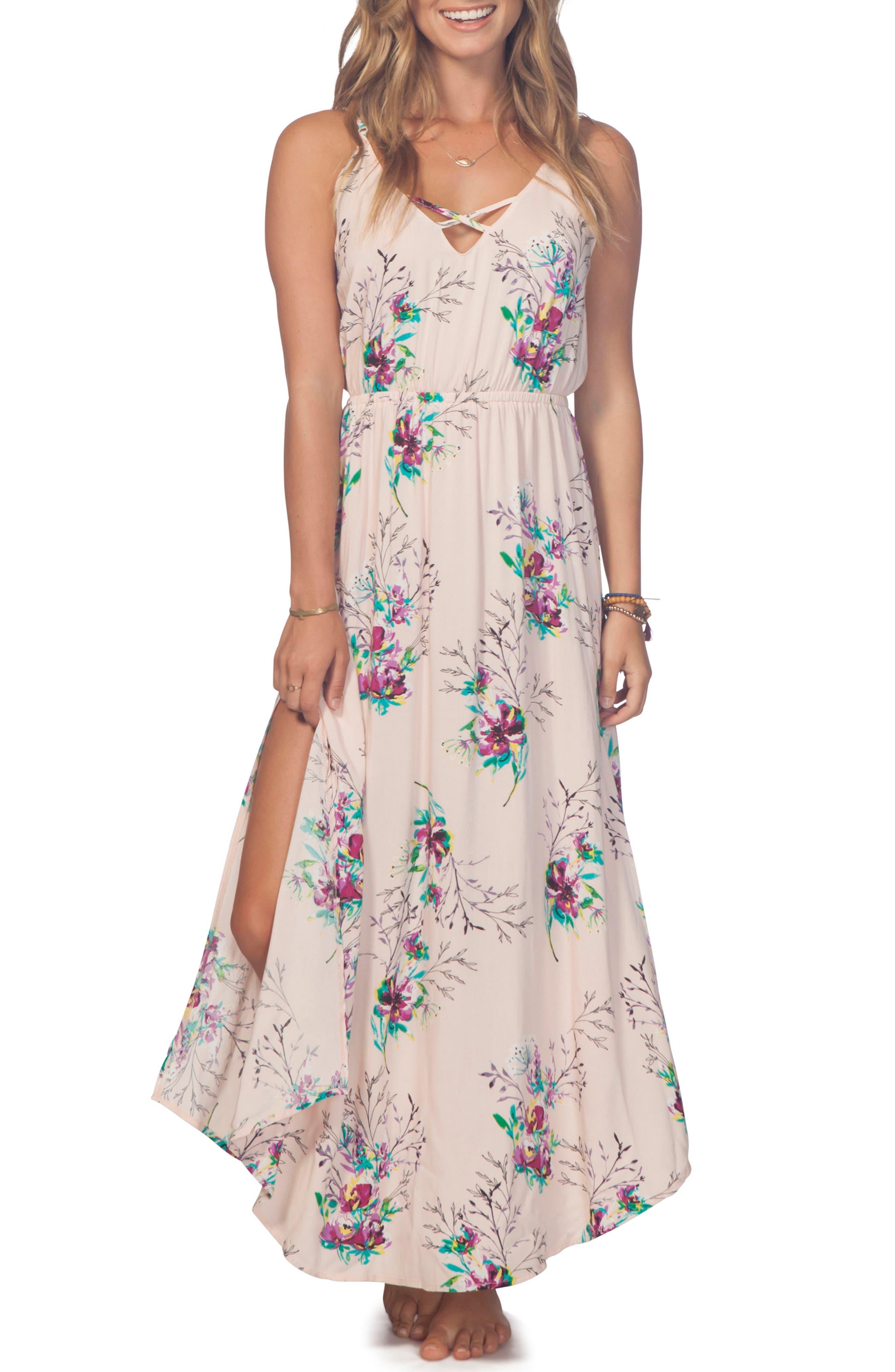 Sweet Nothing Maxi Dress,                             Main thumbnail 1, color,                             900