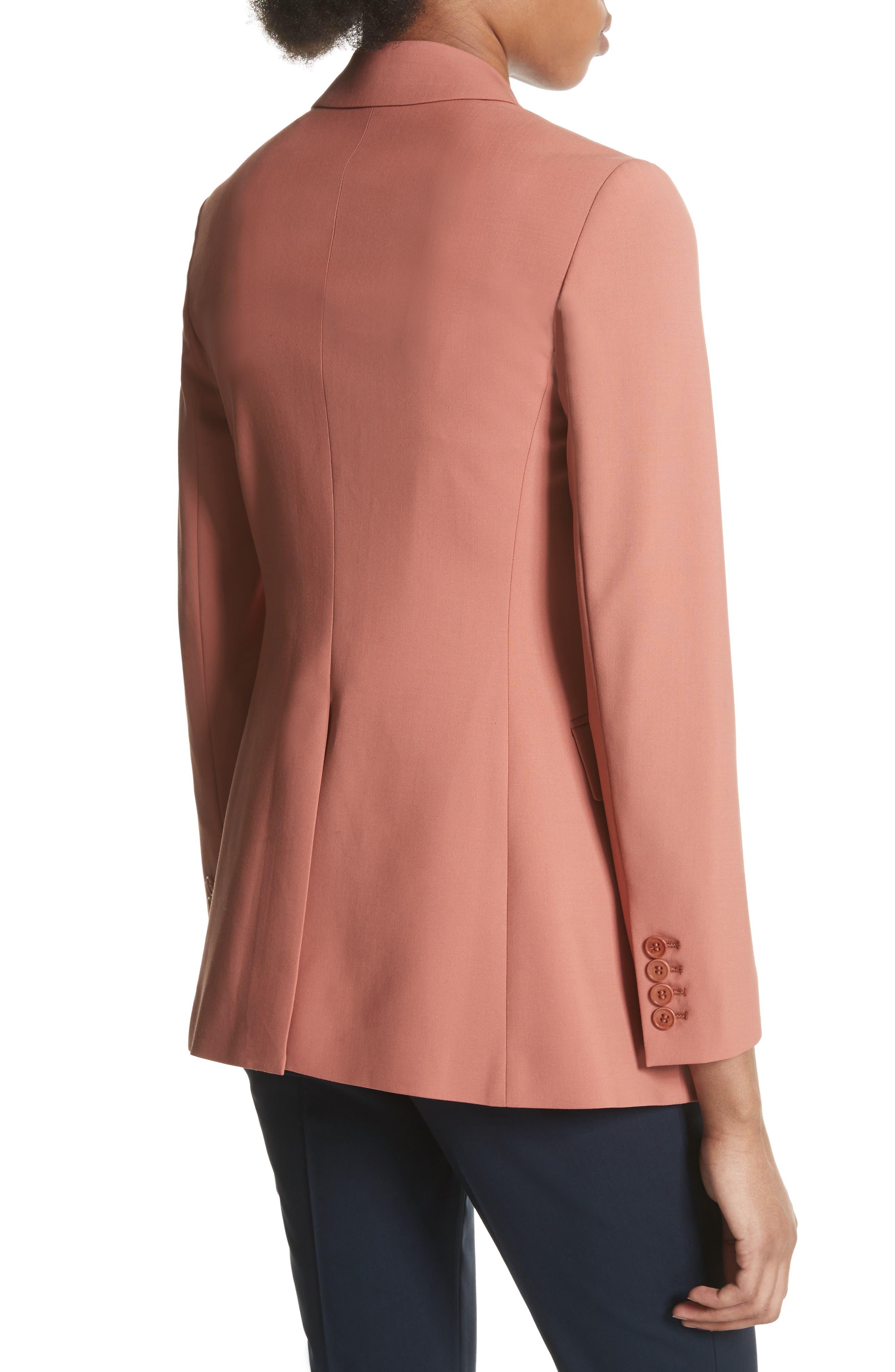 Etienette B Good Wool Suit Jacket,                             Alternate thumbnail 12, color,