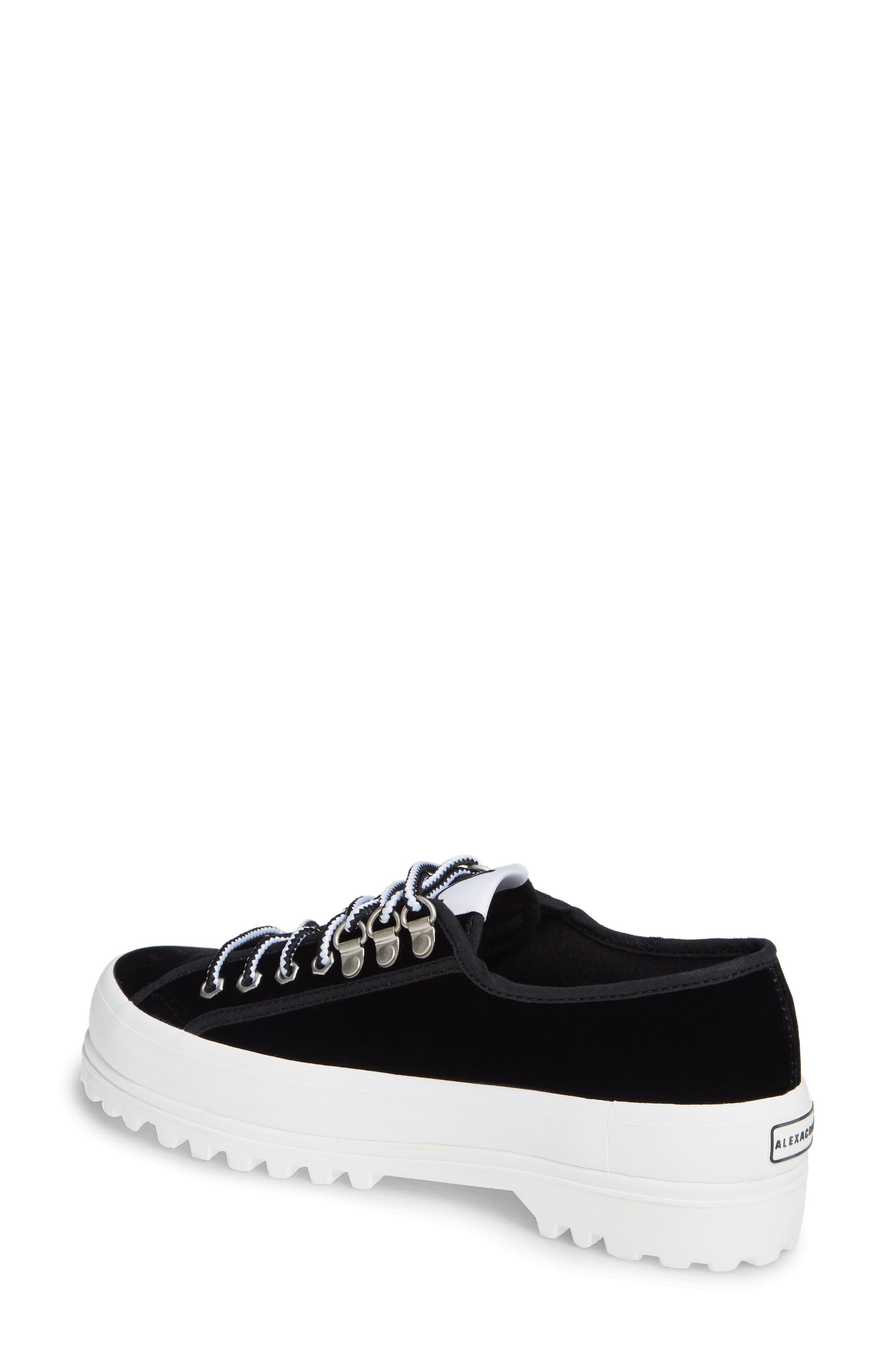 x Alexa Chung 2748 Veltvalpinaw Lugged Platform Sneaker,                             Alternate thumbnail 2, color,                             001