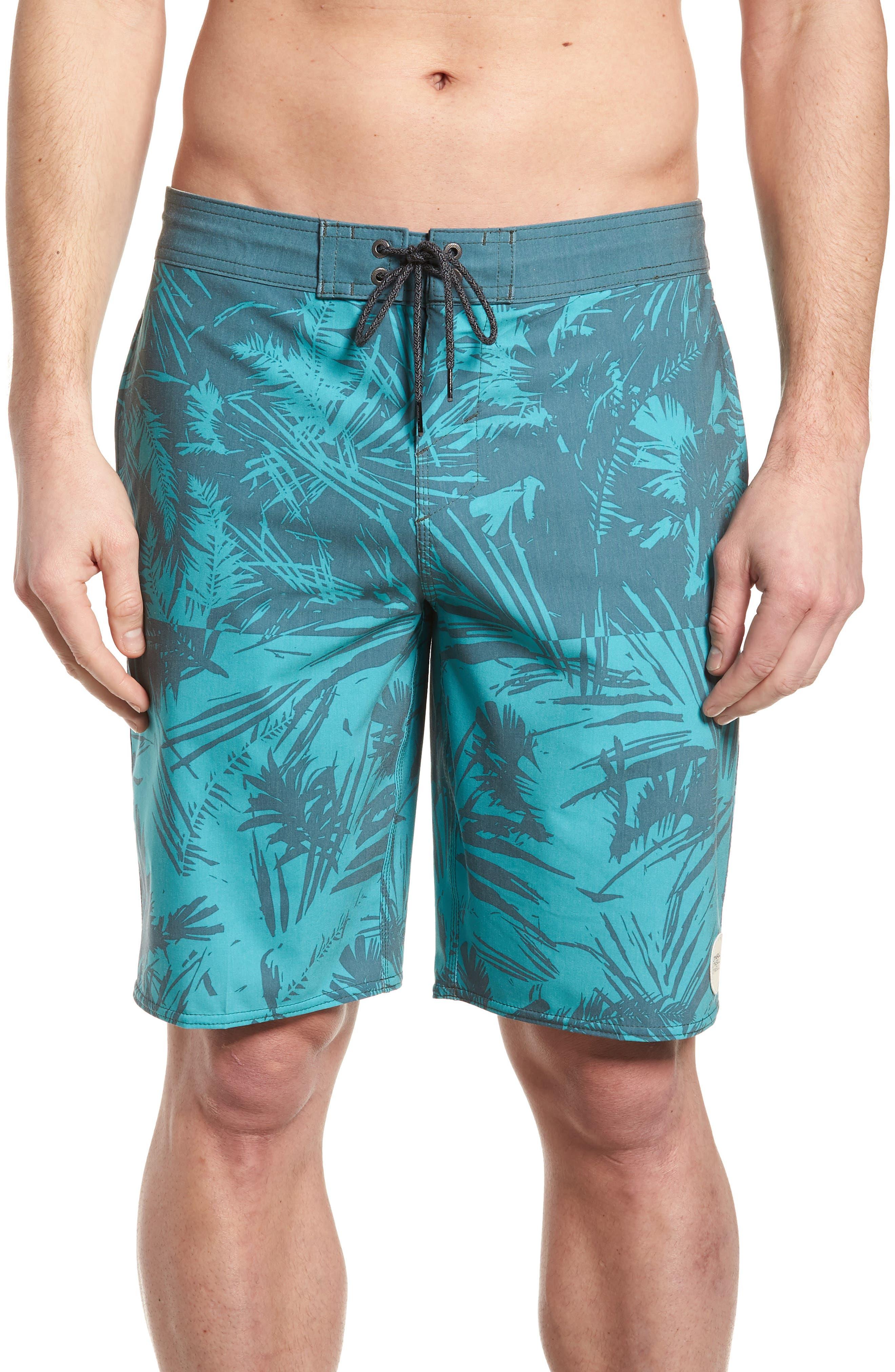 Inverted Cruzer Board Shorts,                             Main thumbnail 1, color,                             440