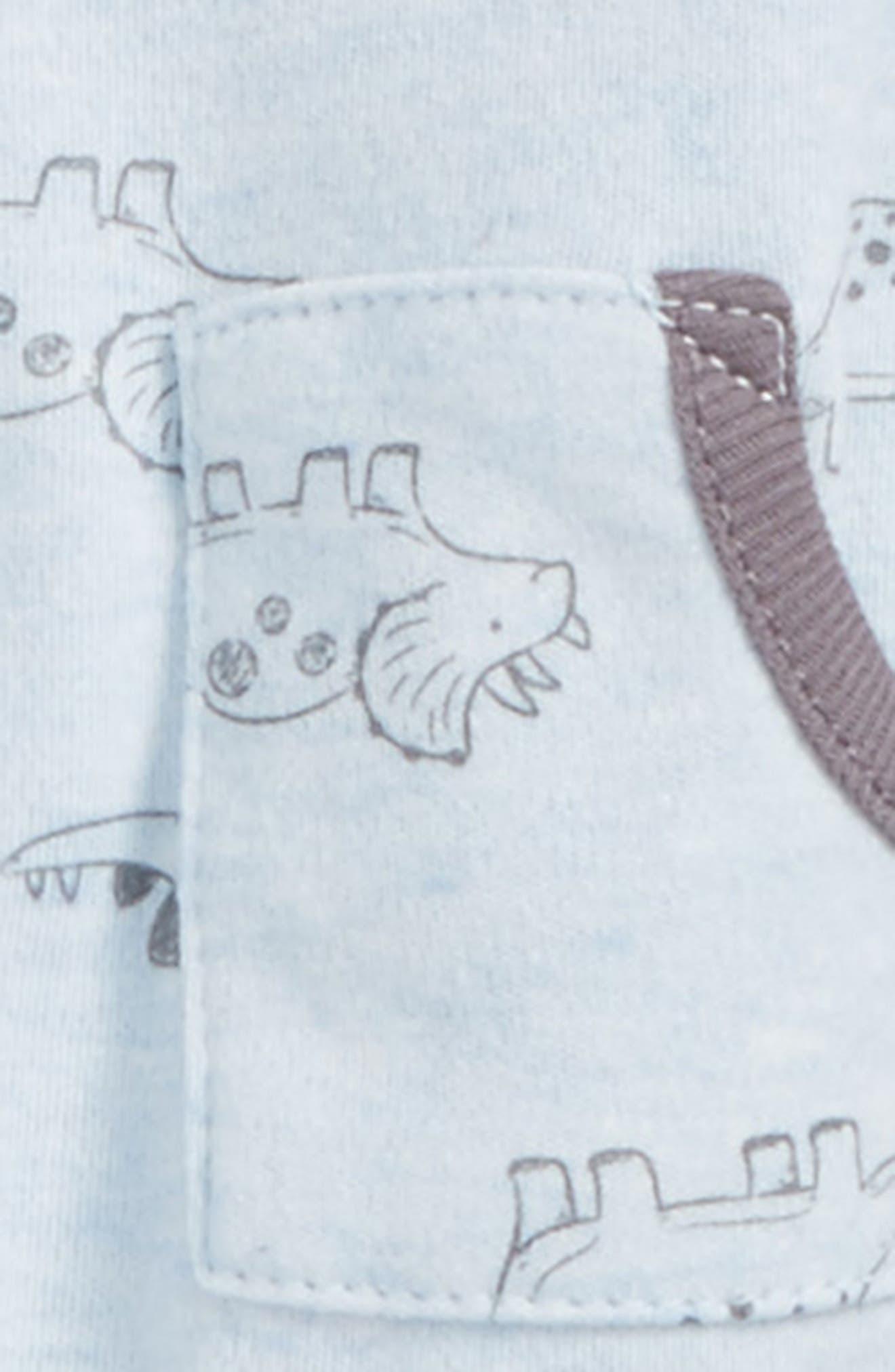 Dino Jacket, Jogger Pants & Hat Set,                             Alternate thumbnail 2, color,                             453